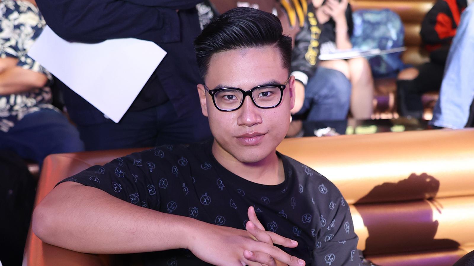 Xuất hiện tại buổi casting, GDucky muốn giành ngôi vị Quán quân Rap Việt mùa 2?
