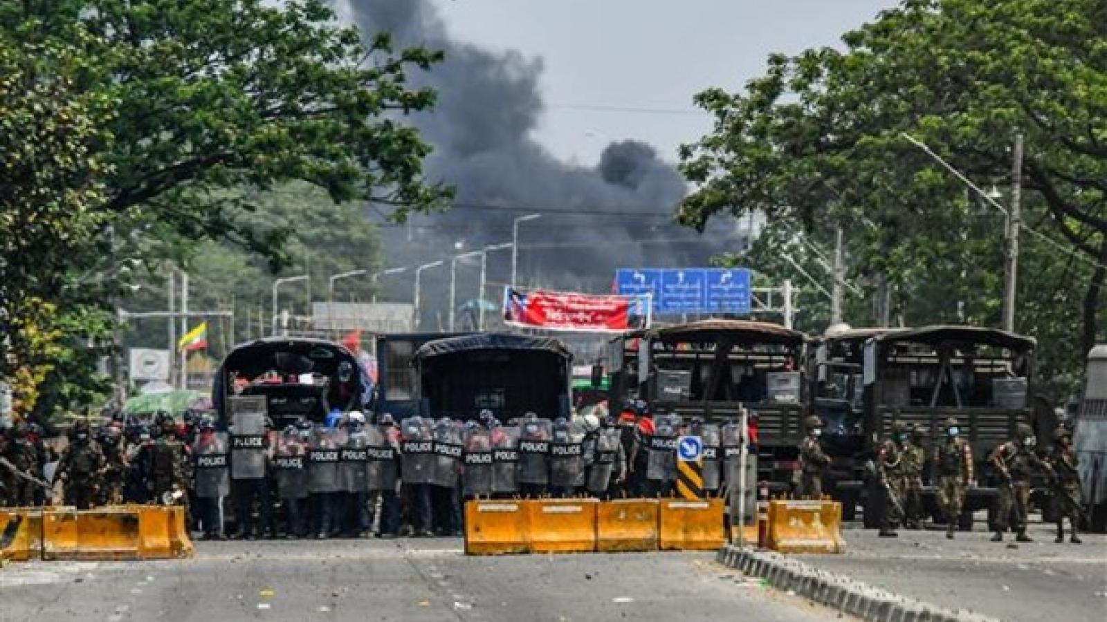 Việt Nam kêu gọi cộng đồng quốc tế giúp Myanmar ngăn chặn bạo lực