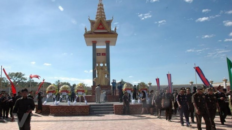 Khanh Hoa puts aside VND15 billion for friendship works in Cambodian province
