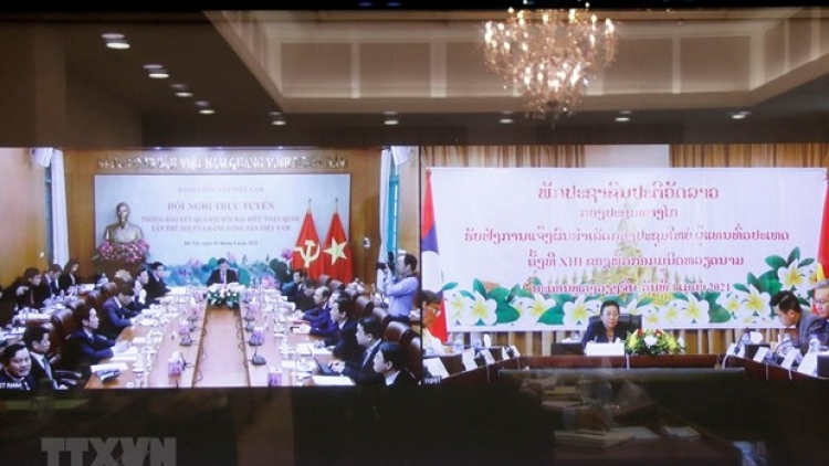 Vietnam prioritises special solidarity with Laos: official