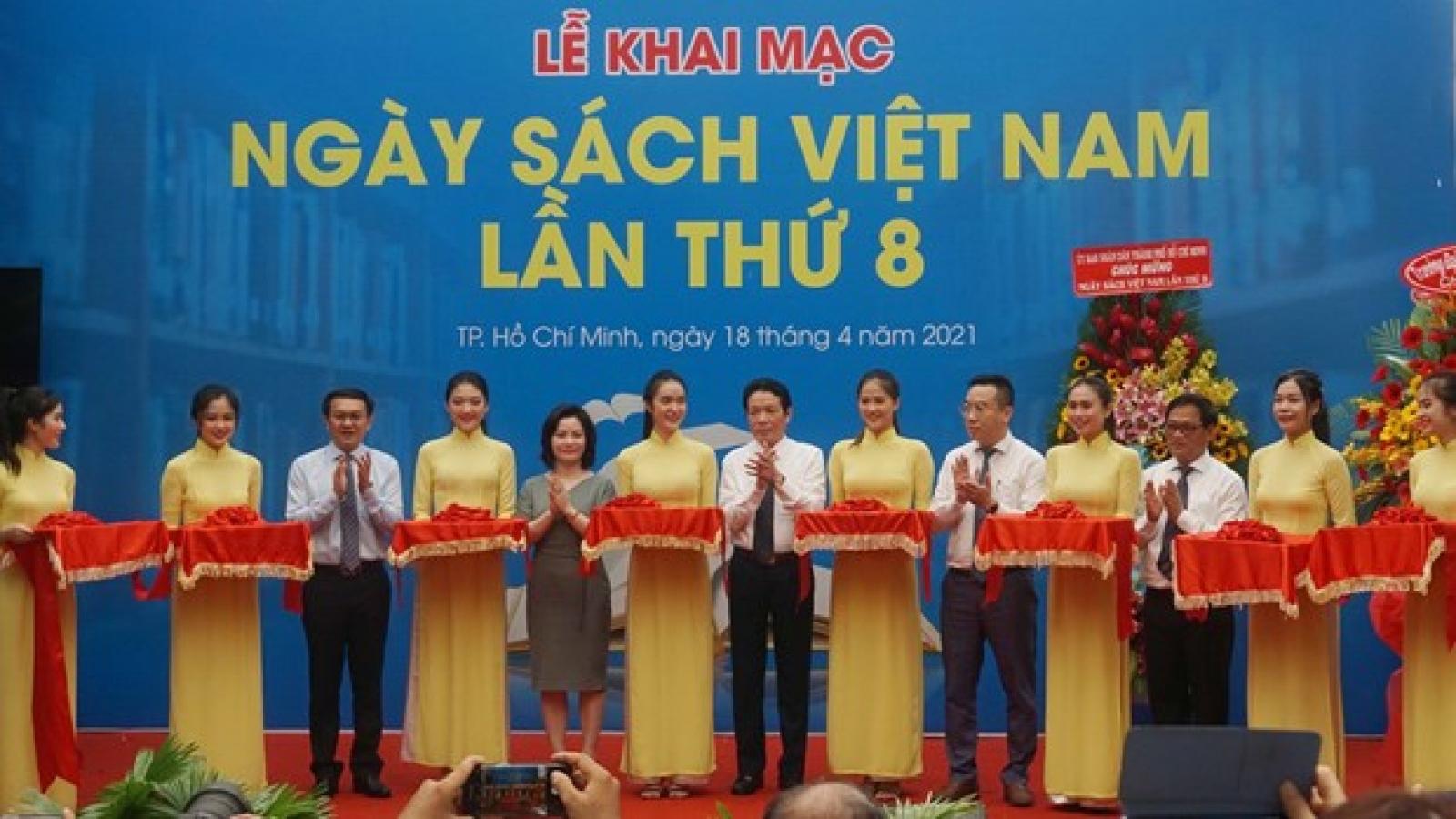 8th Vietnam Book Day kicks off in HCM City