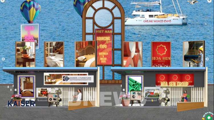 Online expo to promote Vietnamese construction products in Australia