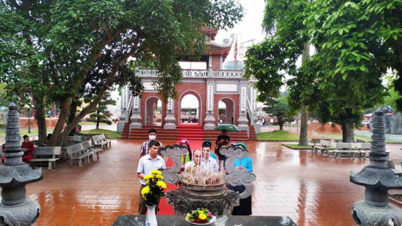 Ghé thăm Đền Xã Tắc ở nơi địa đầu Tổ Quốc