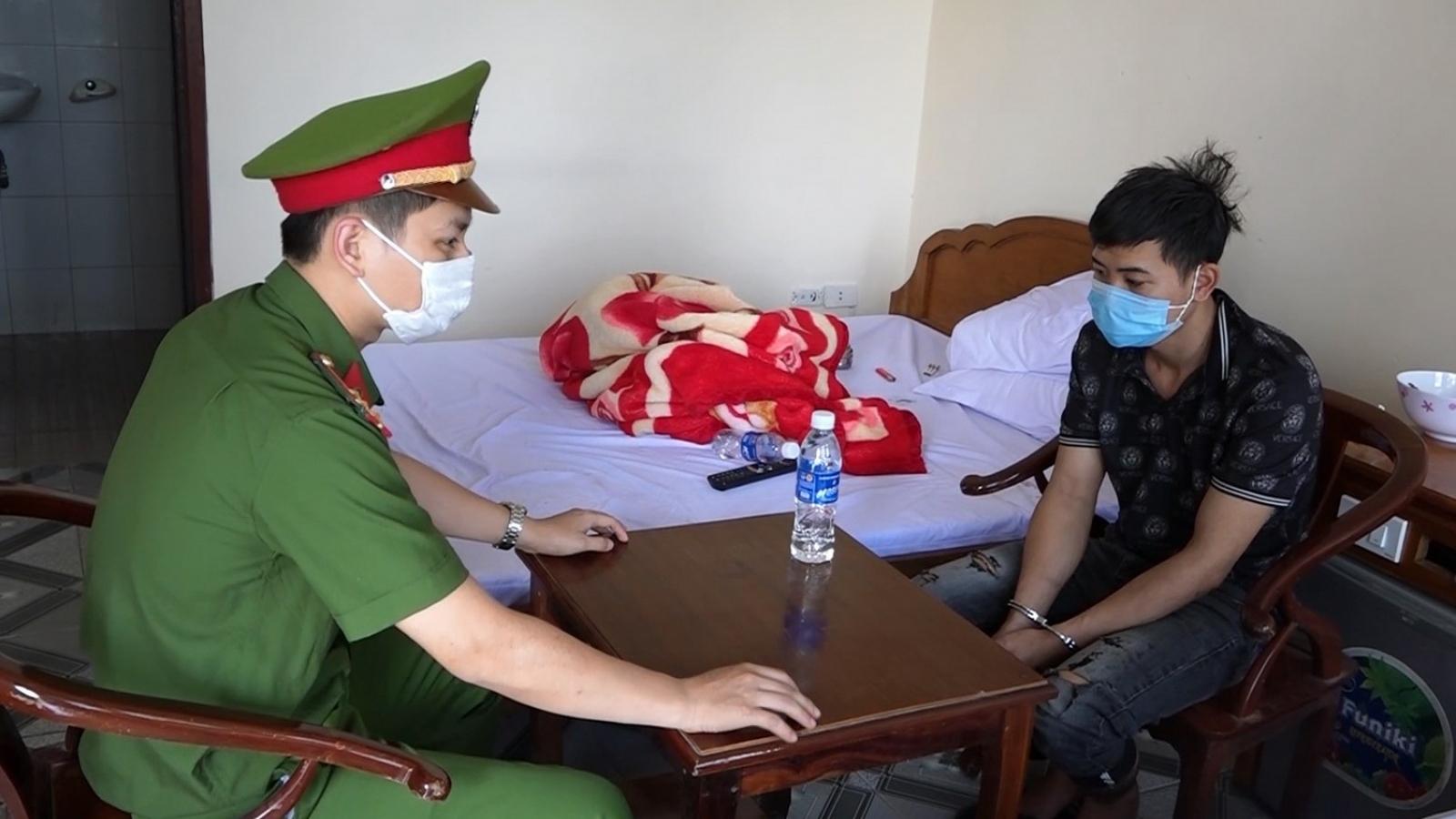 Khởi tố đối tượng đưa 9 người Trung Quốc nhập cảnh trái phép