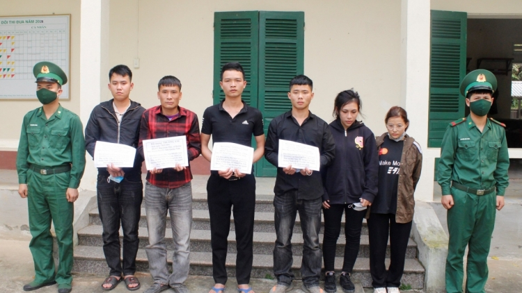 Quang Ninh police prosecute individuals for organising illegal exit