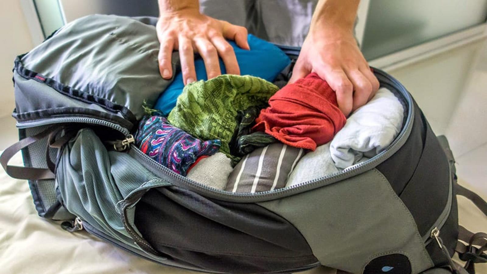 7 thứ bạn không muốn có trong hành lý xách tay của mình