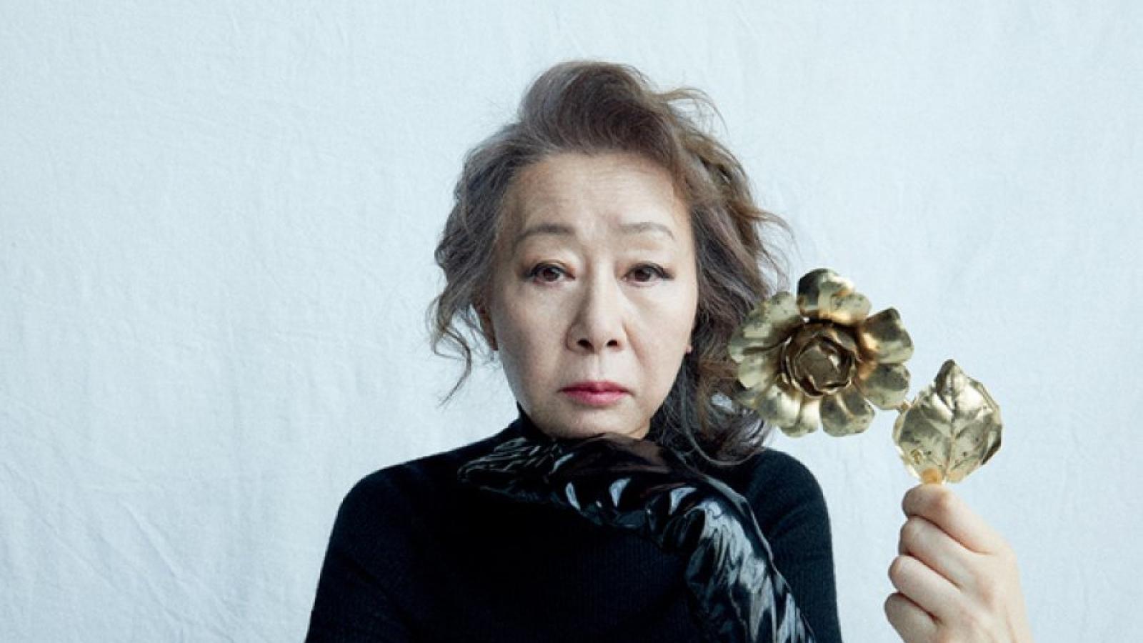 """Ngôi sao """"Minari"""" giành giải thưởng của Hiệp hội Diễn viên Mỹ trước thềm Oscar"""
