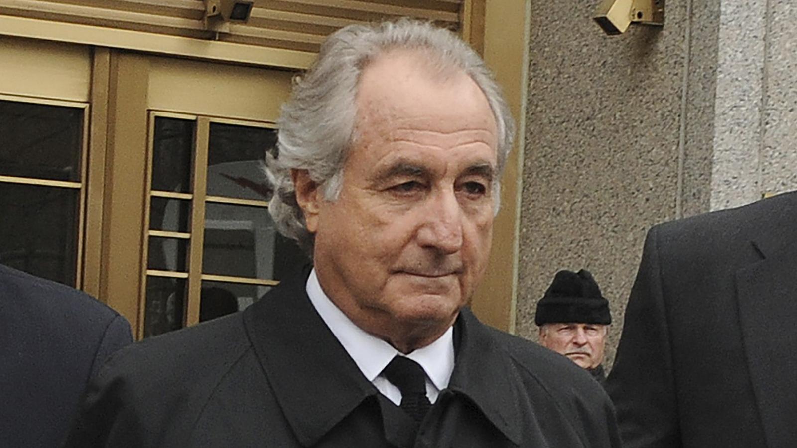 Trùm lừa đảo khét tiếng Bernie Madoff qua đời trong tù ở tuổi 82