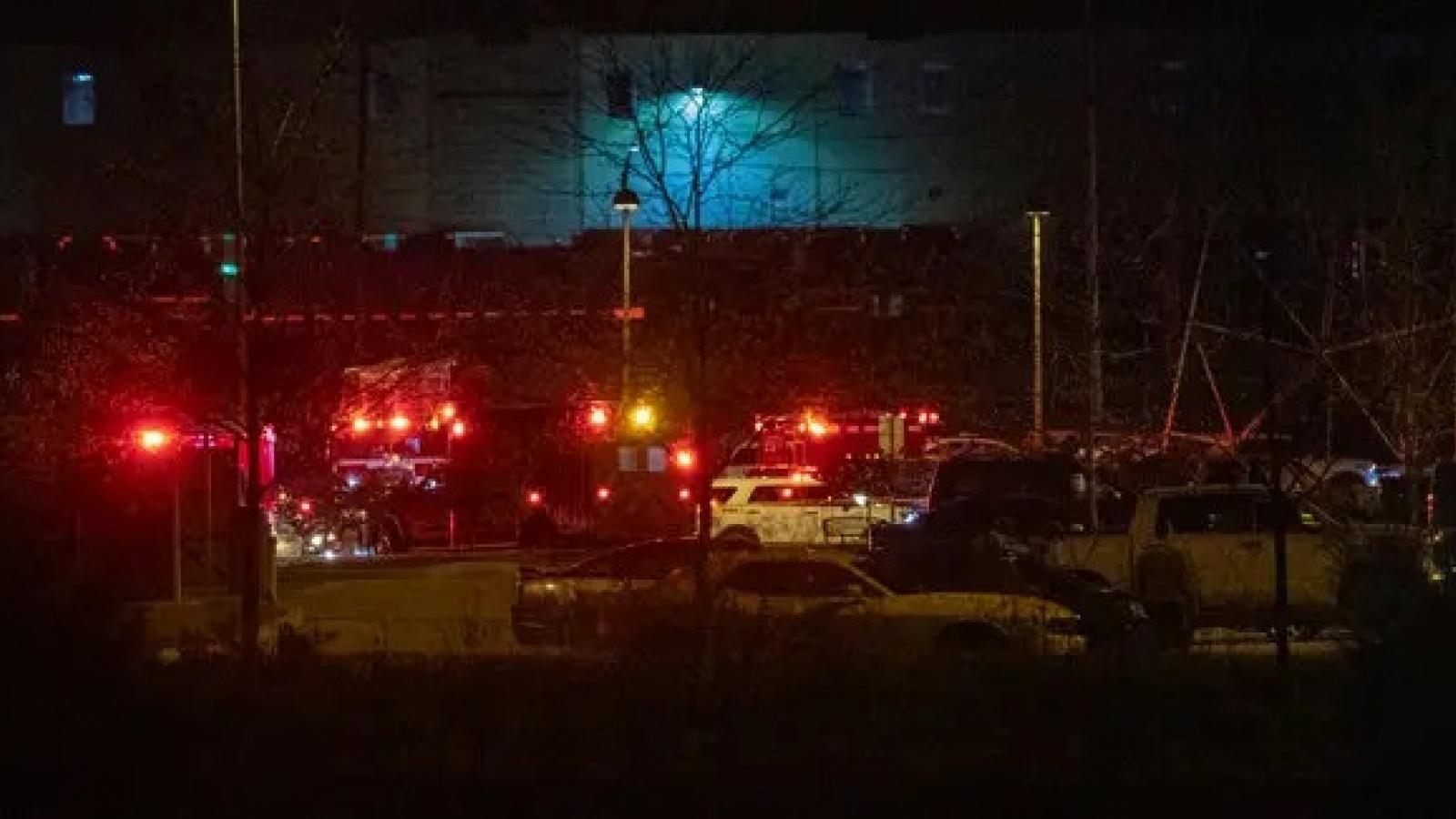 Loạt xả súng tại Seattle, Mỹ khiến 3 người thiệt mạng, 5 người bị thương
