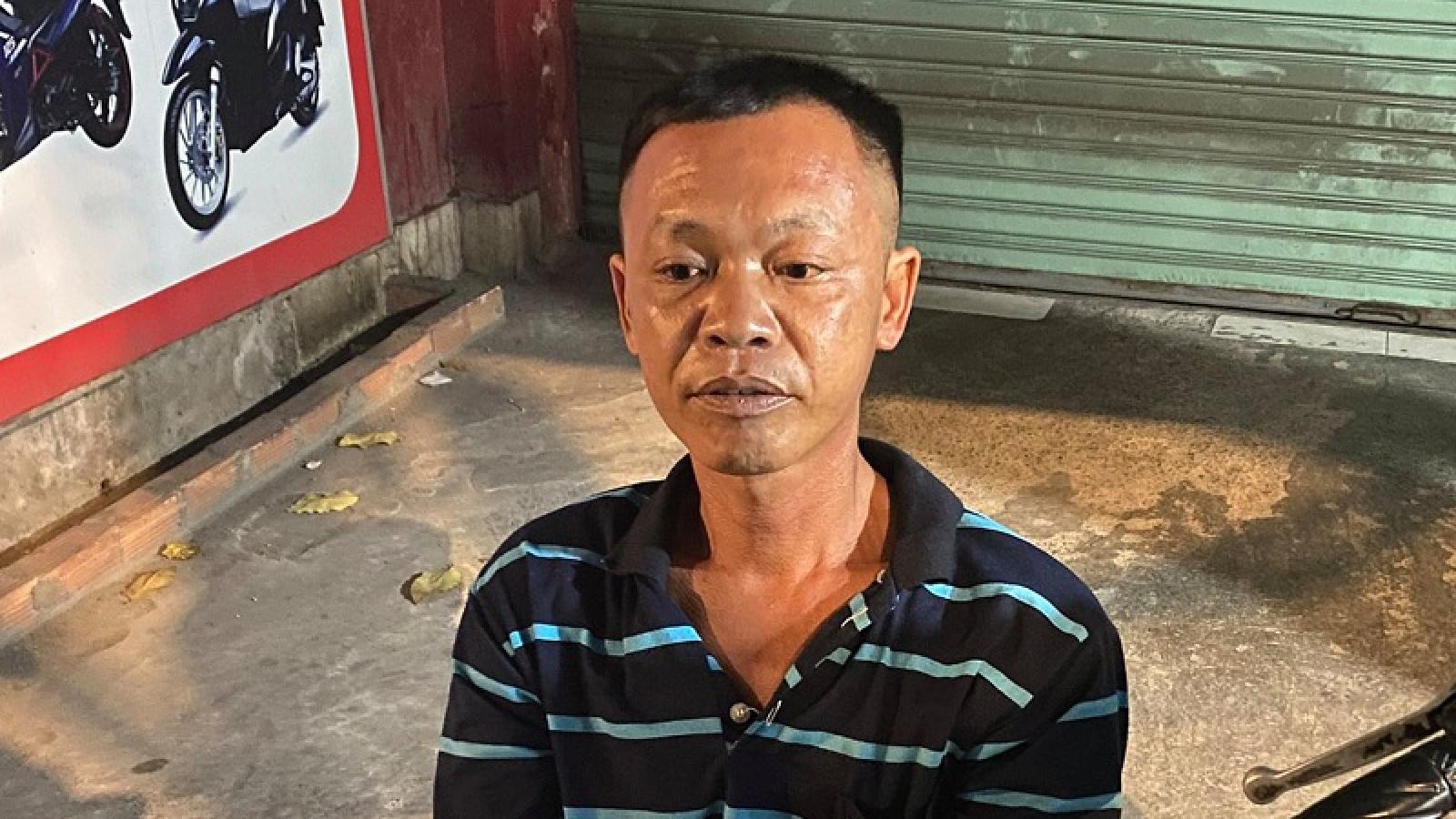 Đối tượng hiếp dâm bé gái 2 tuổi ở Bình Thuận bị bắt ở TPHCM