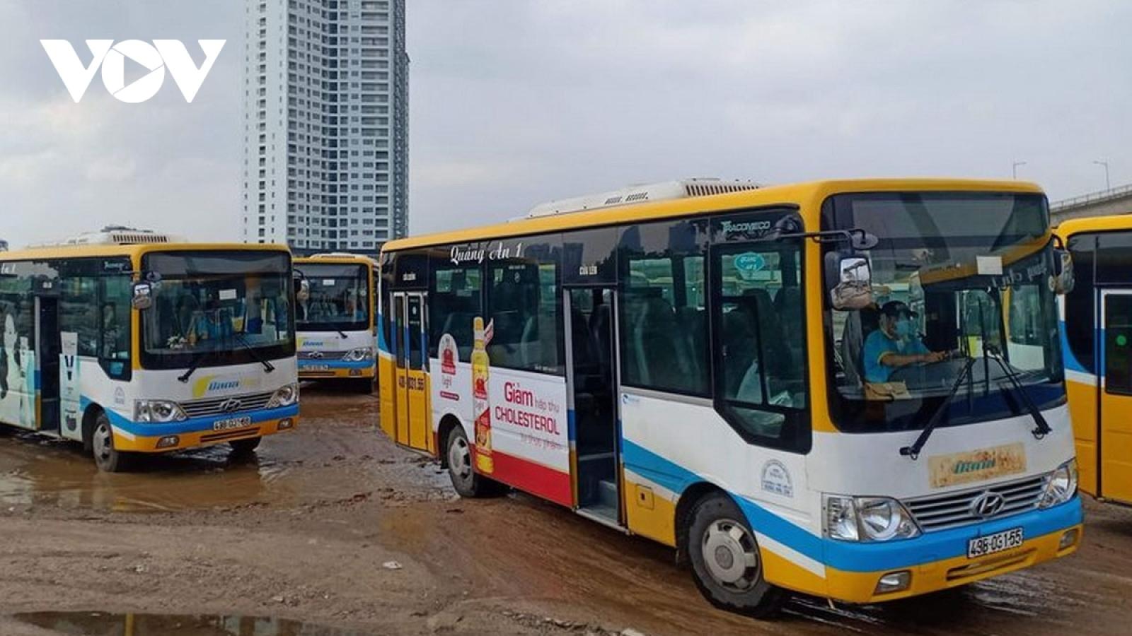 Tạm dừng đầu tư hệ thống xe buýt nhanh (BRT) thí điểm ở Đà Nẵng