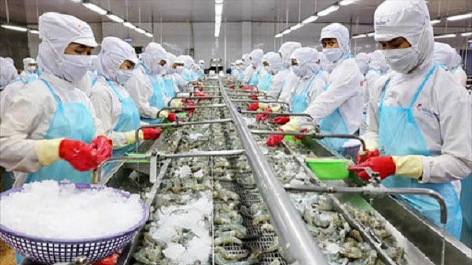 Xuất khẩu tăng cao trong dịch: Nỗ lực tăng trưởng từ nhiều ngành hàng
