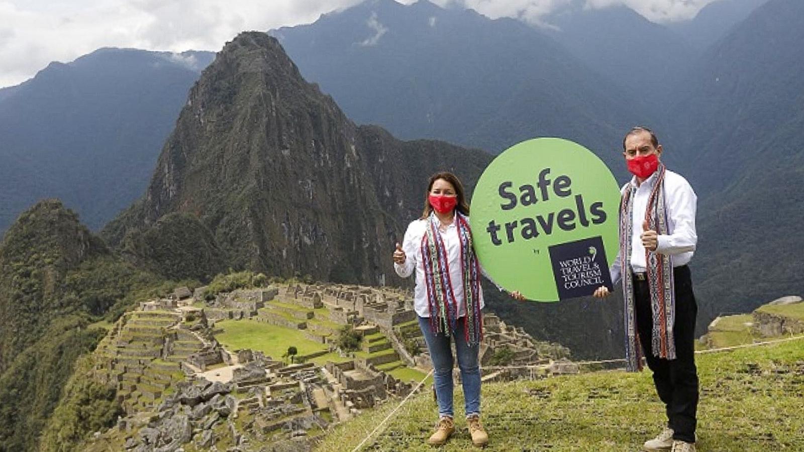 """""""Tem Du lịch an toàn"""" – bước tiến mới để phục hồi du lịch quốc tế"""