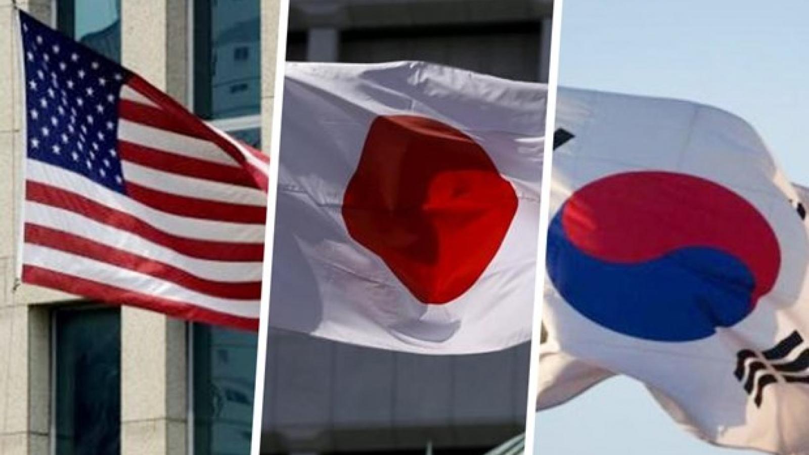 Mỹ-Nhật-Hàn thảo luận kế hoạch tổ chức Hội nghị Thượng đỉnh 3 bên