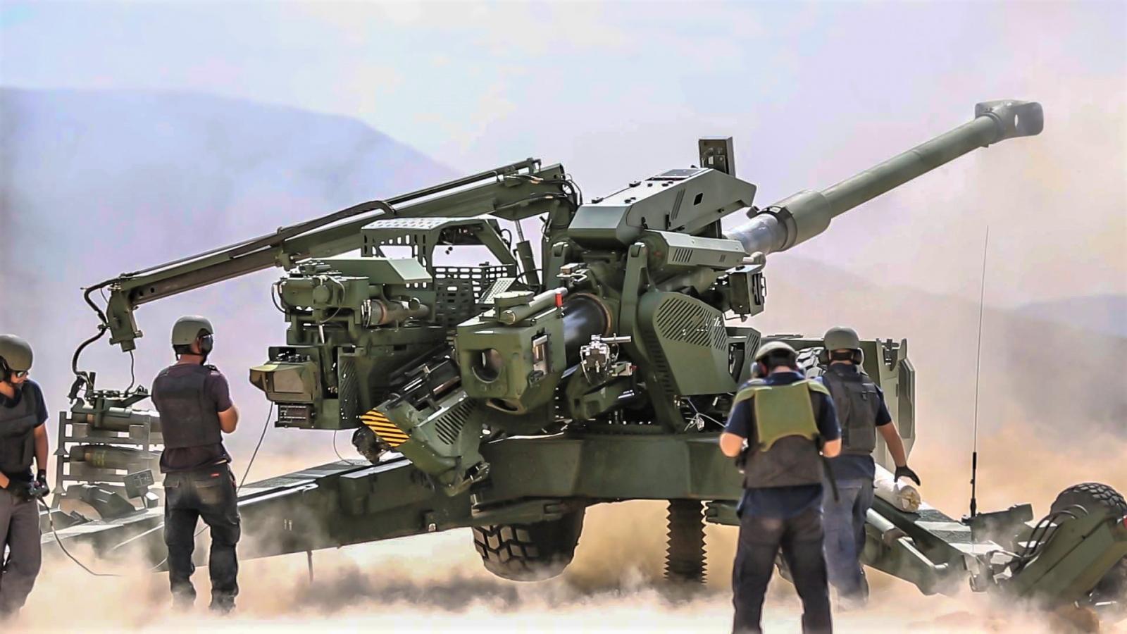 """Khước từ vũ khí của Liên Xô, Ấn Độ trở thành """"trung tâm pháo binh thế giới"""""""