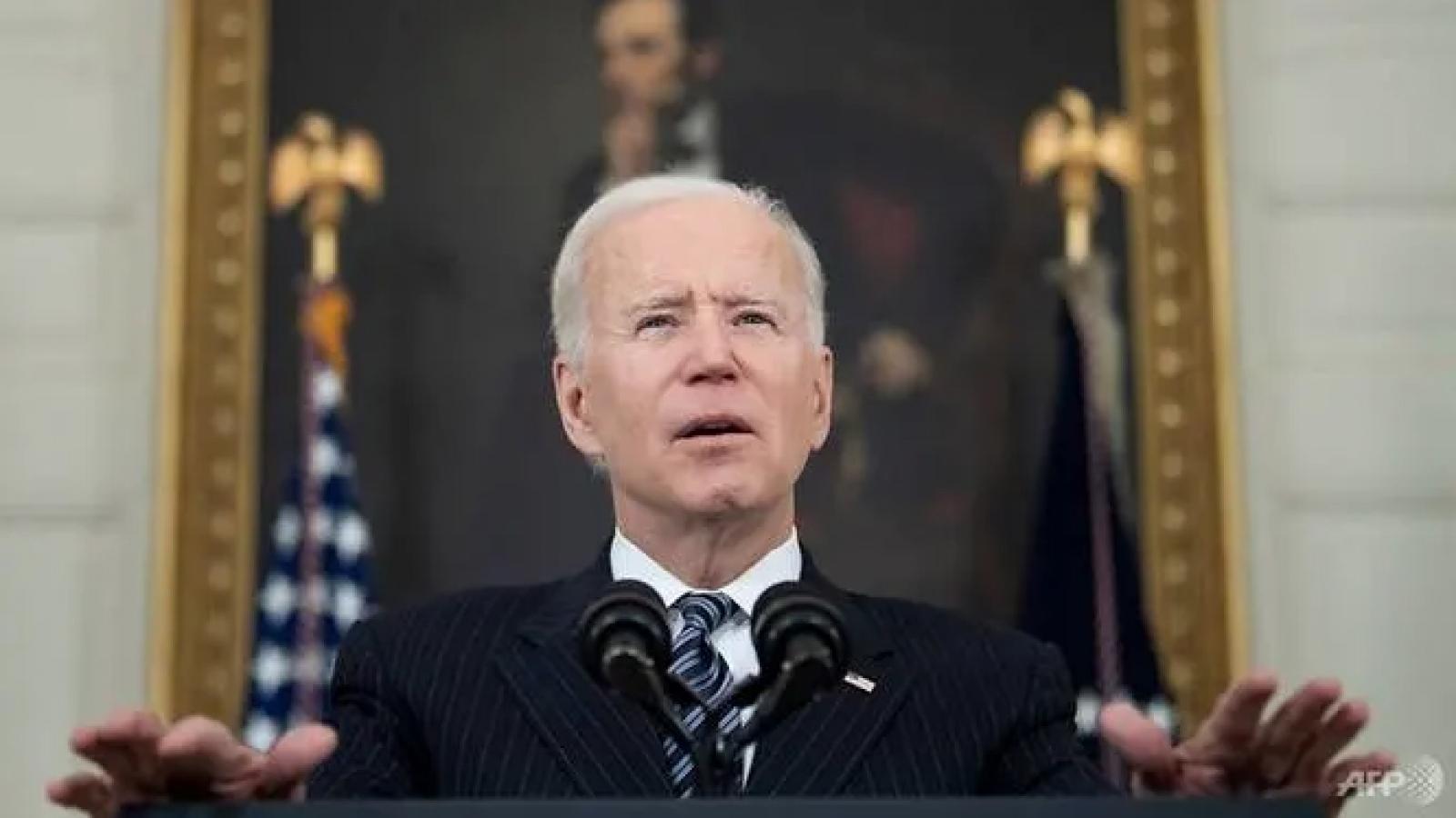 Mỹ không thay đổi cam kết đối với an ninh của Israel