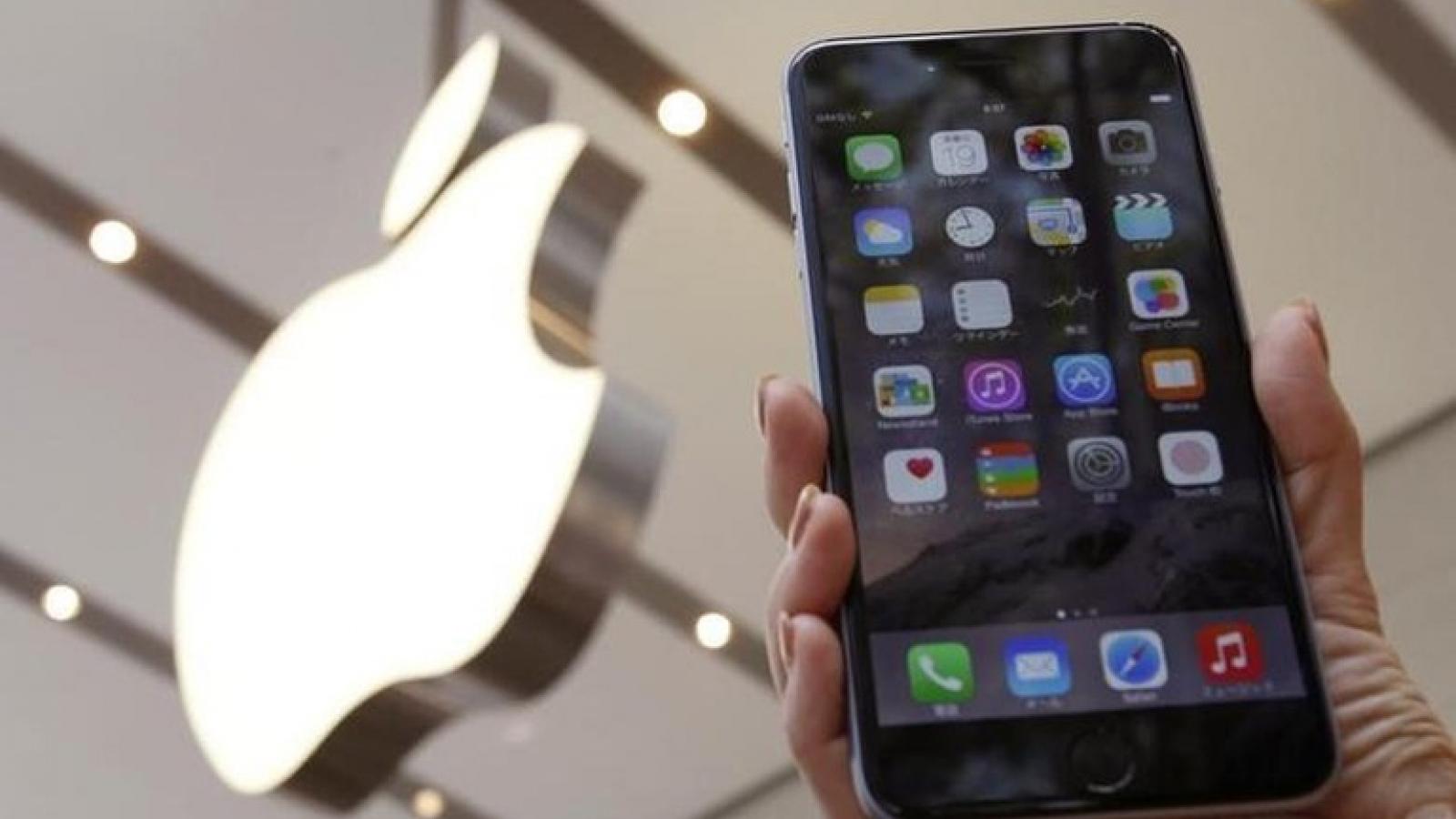 Apple bị kiện vì iPhone 6 phát nổ gây thương tích