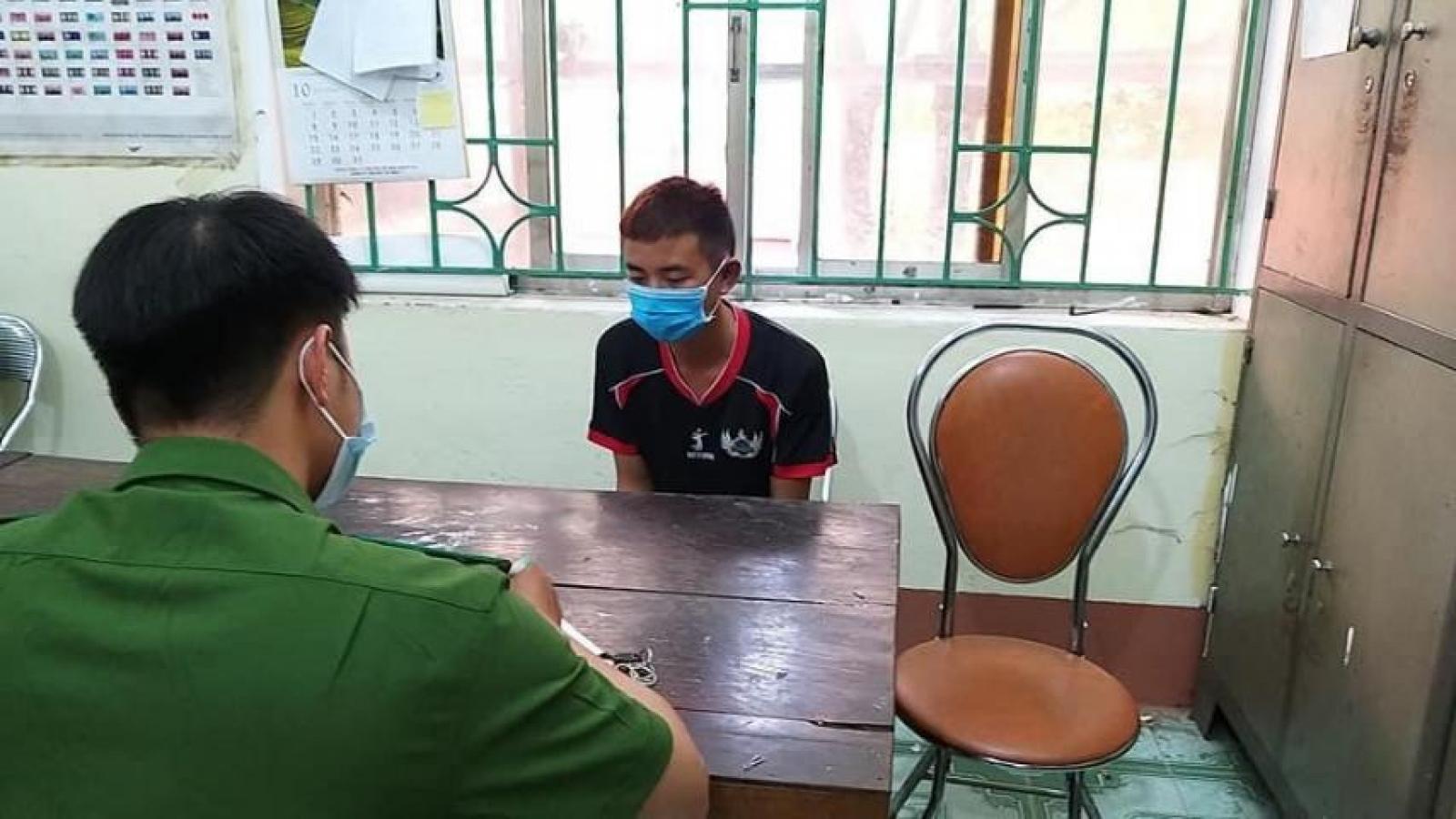 Cao Bằng bắt giữ đối tượng vận chuyển 2 bánh heroin
