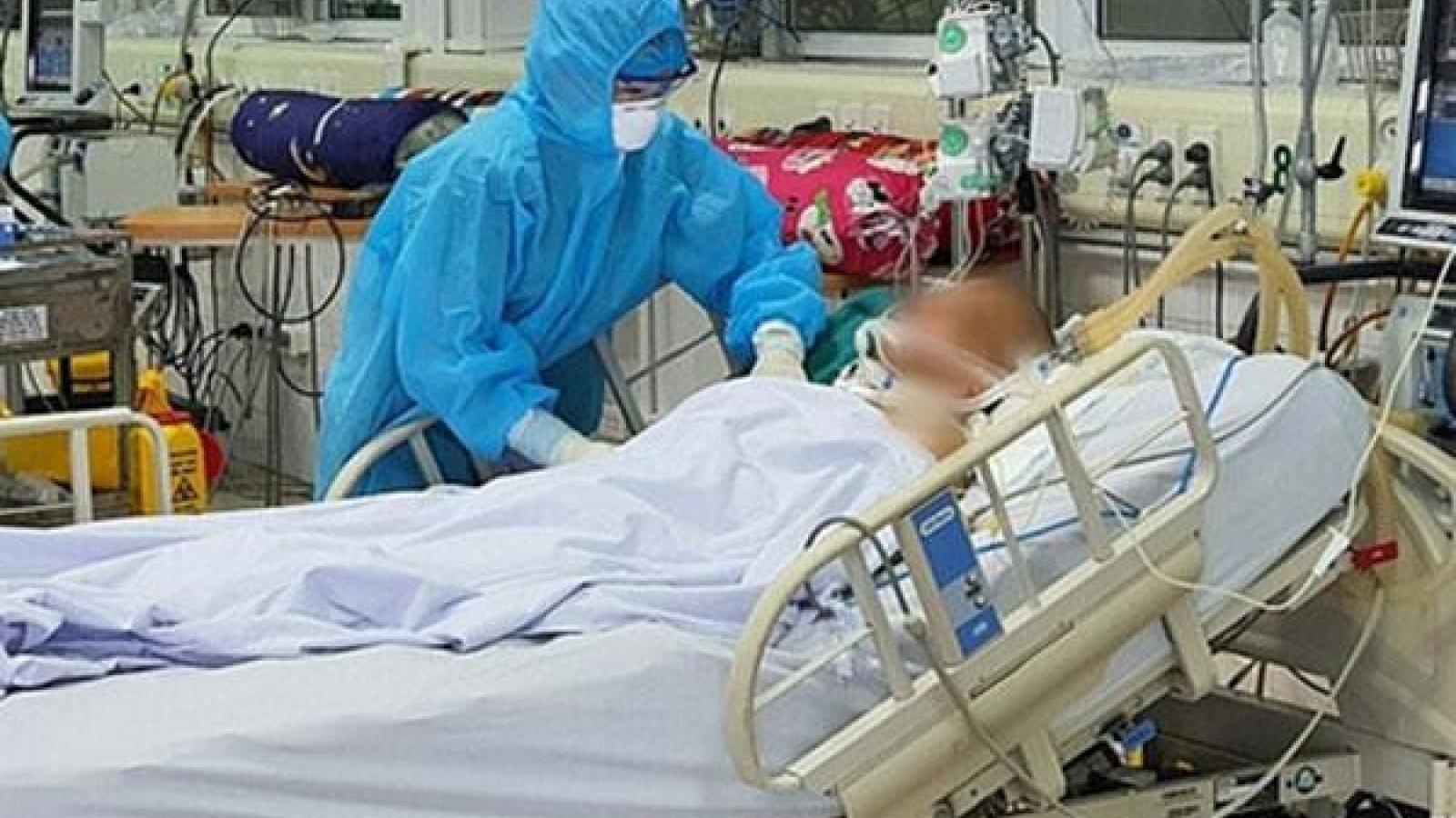 Việt Nam có ca tử vong thứ 36 do Covid-19