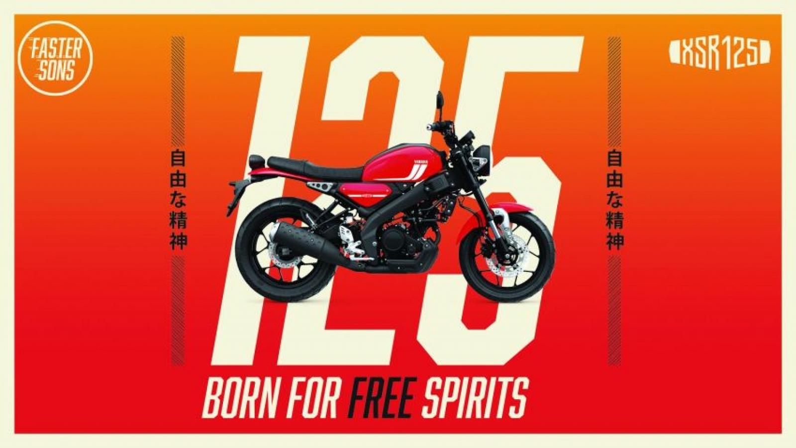 Yamaha XSR125 202 - Mẫu naked sport thiết kế cổ điển