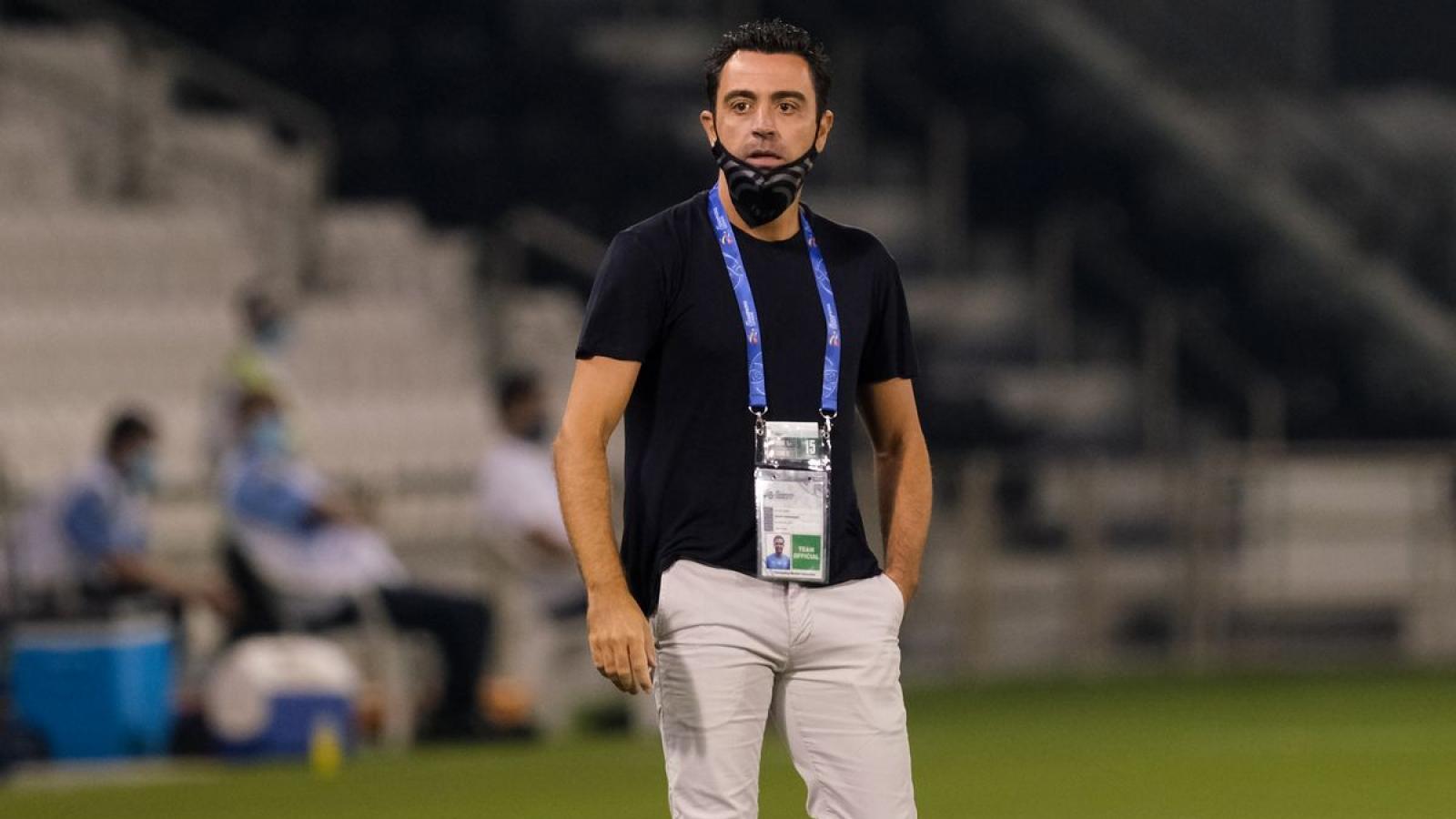 Huyền thoại Barca tiếp tục gắn bó với đội bóng Qatar