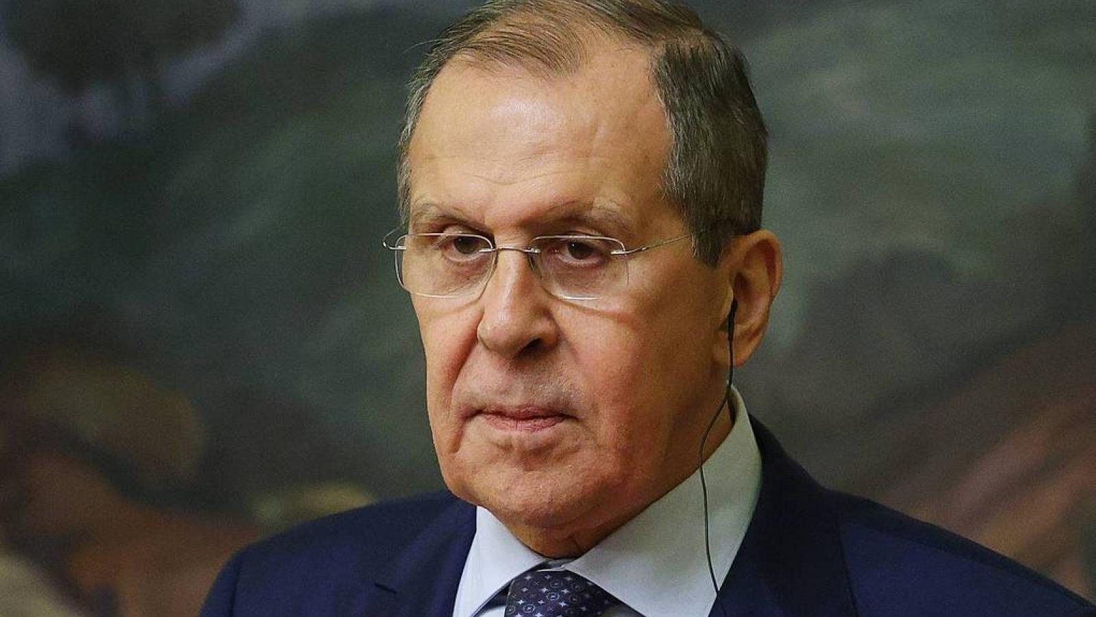 Nga tuyên bố sẽ đáp trả các bước đi không thân thiện của EU
