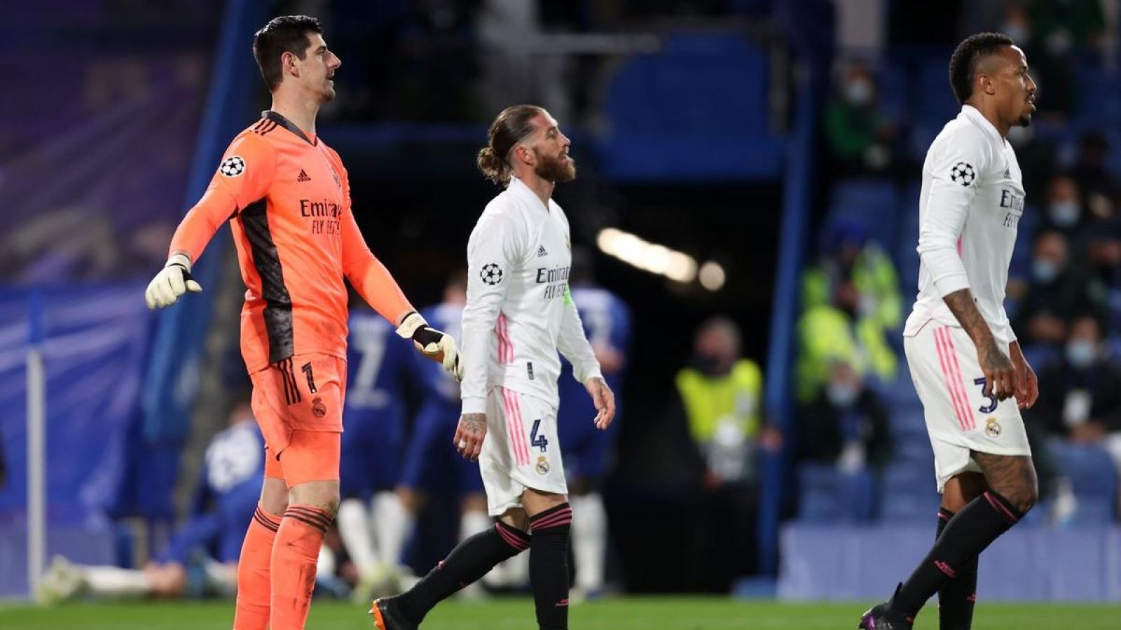 """Biếm họa 24h: Real Madrid khép lại mùa giải """"trắng tay"""""""