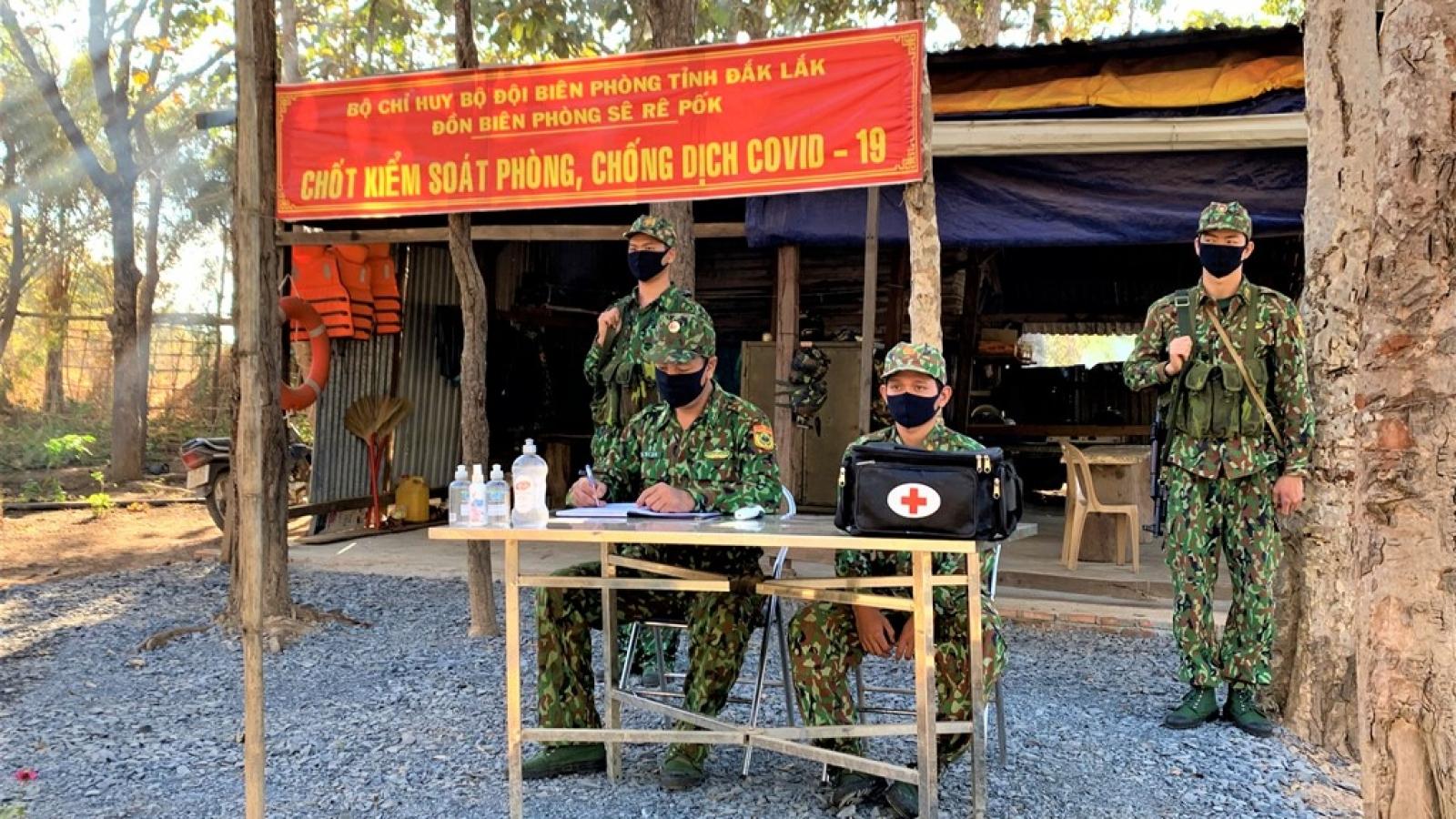Đắk Lắk có14 khu vực bỏ phiếu sớm