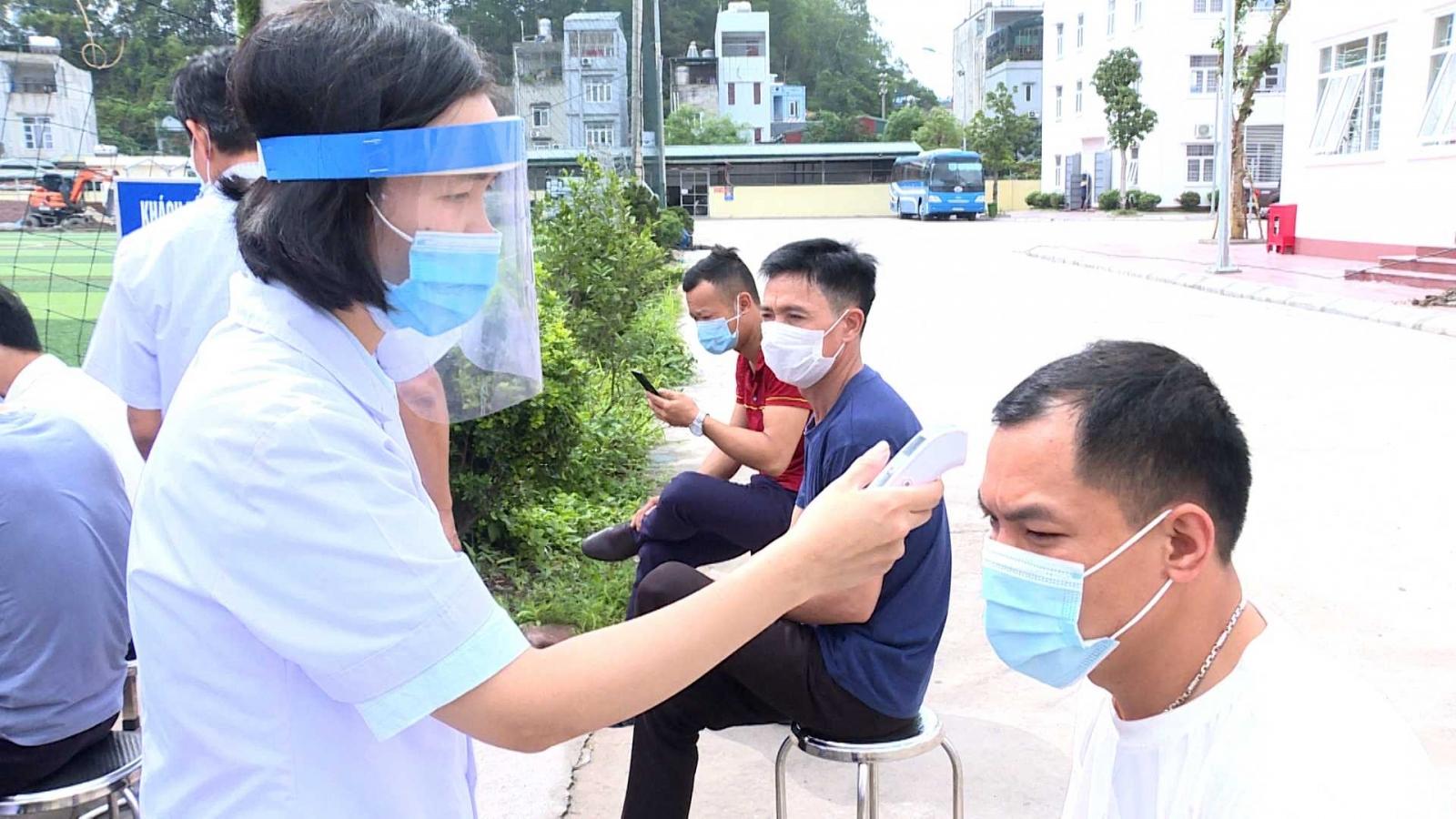 Quảng Ninh tạm dừng hoạt động khám chữa bệnh của cơ sở y tế tư nhân