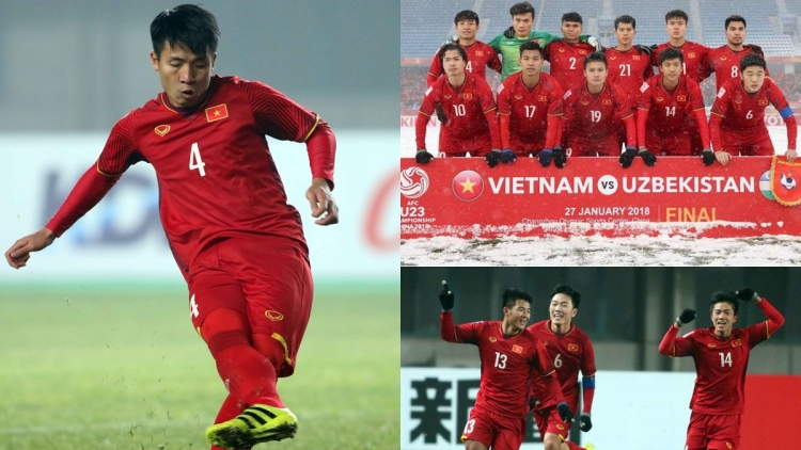 15 người hùng Thường Châu cùng ĐT Việt Nam dự vòng loại World Cup