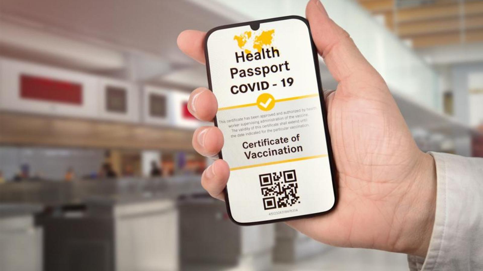 Séc sẽ cấp mã Hộ chiếu Covid-19 từ ngày 1/6