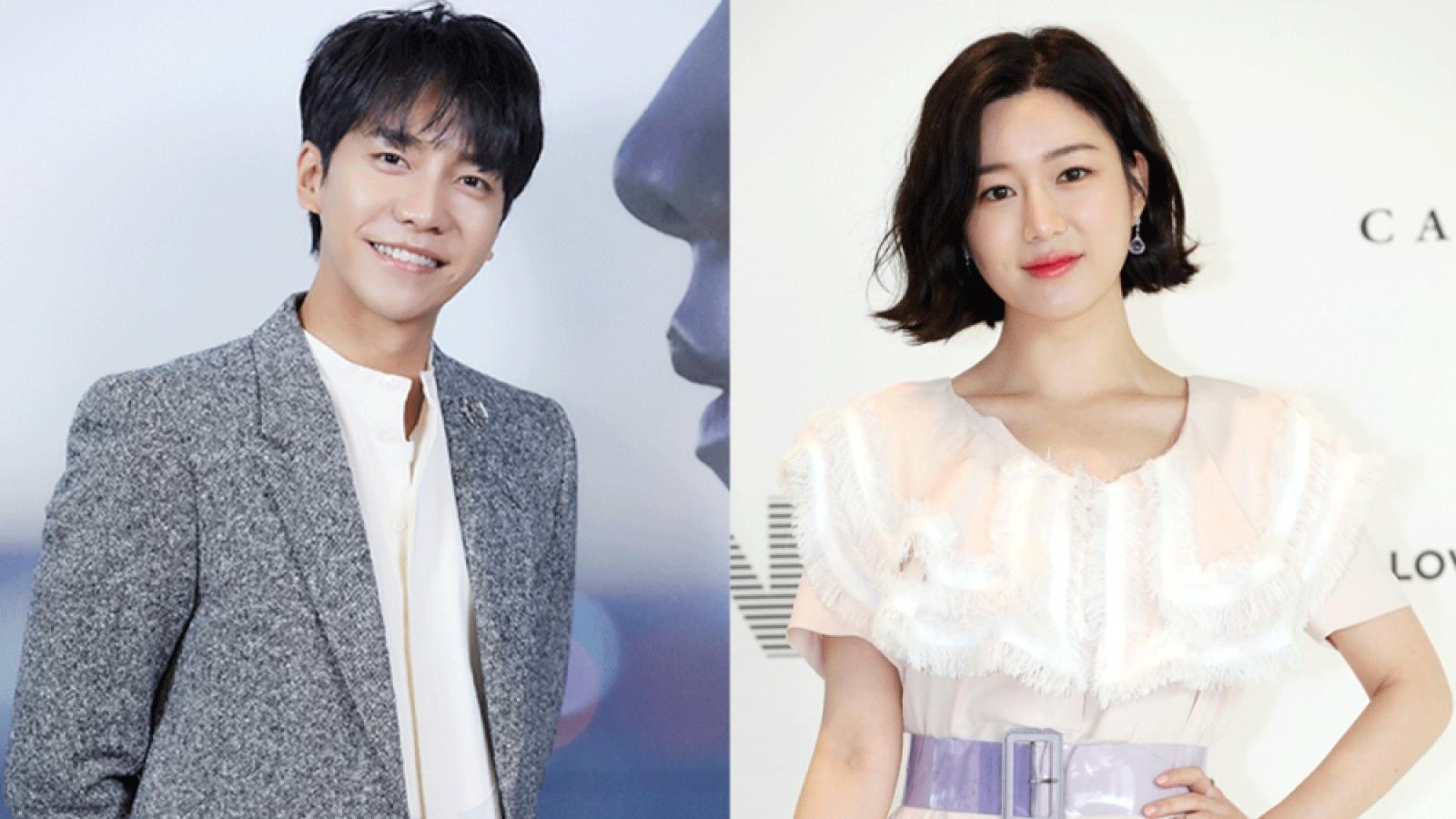 Lee Seung Gi mua nhà triệu đô, chuẩn bị kết hôn với bạn gái Lee Da In?