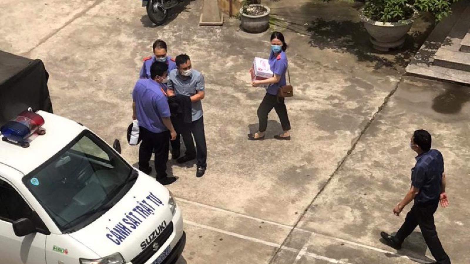 Sau khi 4 thuộc cấp bị bắt, Trưởng CA quận Đồ Sơnxin nghỉ việc... đi chữa bệnh