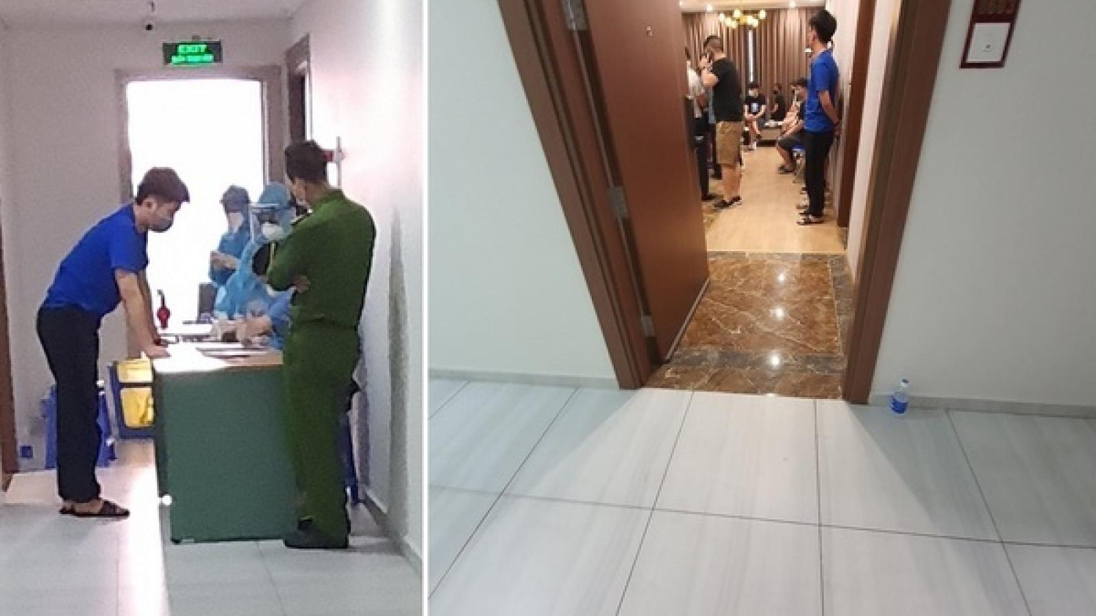 46 người Trung Quốc nhập cảnh trái phép, thuê chung cư sống tại Hà Nội