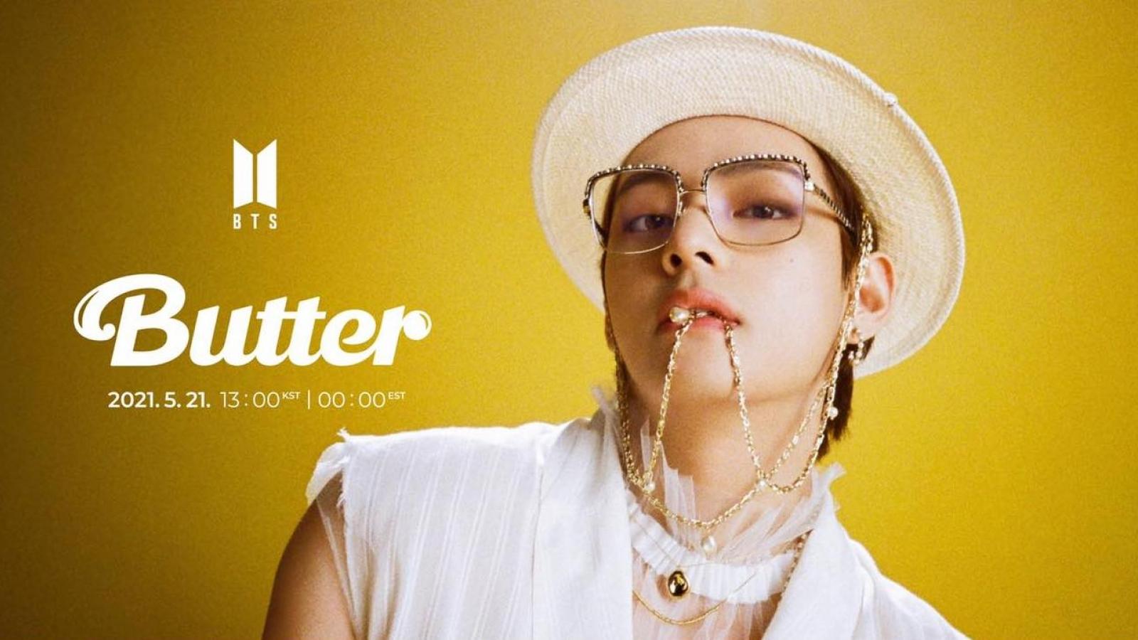"""BTS phá cách, cá tính trong bộ ảnh quảng bá ca khúc """"Butter"""""""