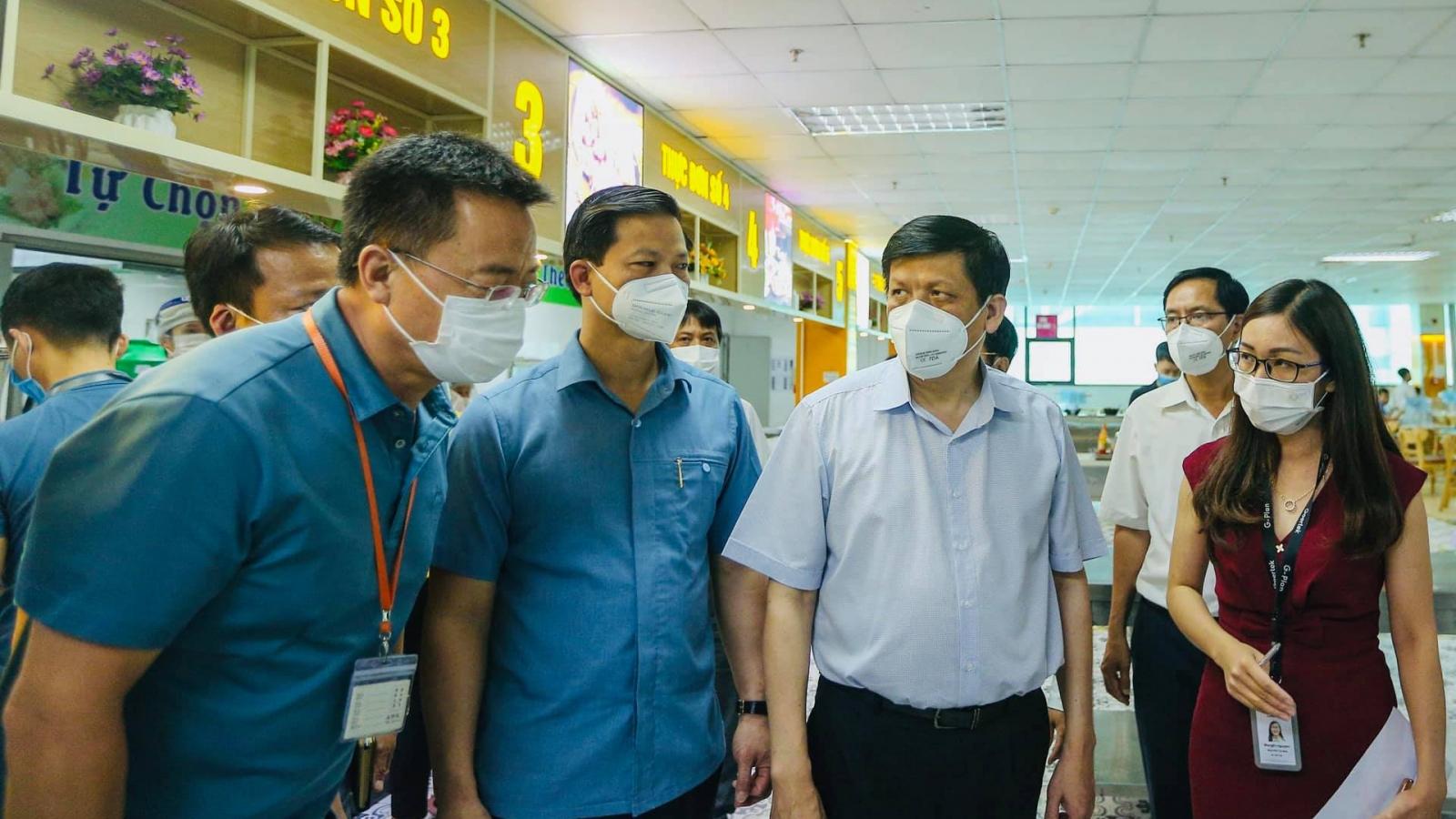 Bộ Y tế đánh giá ổ dịch tại Mão Điền (Bắc Ninh) còn kéo dài