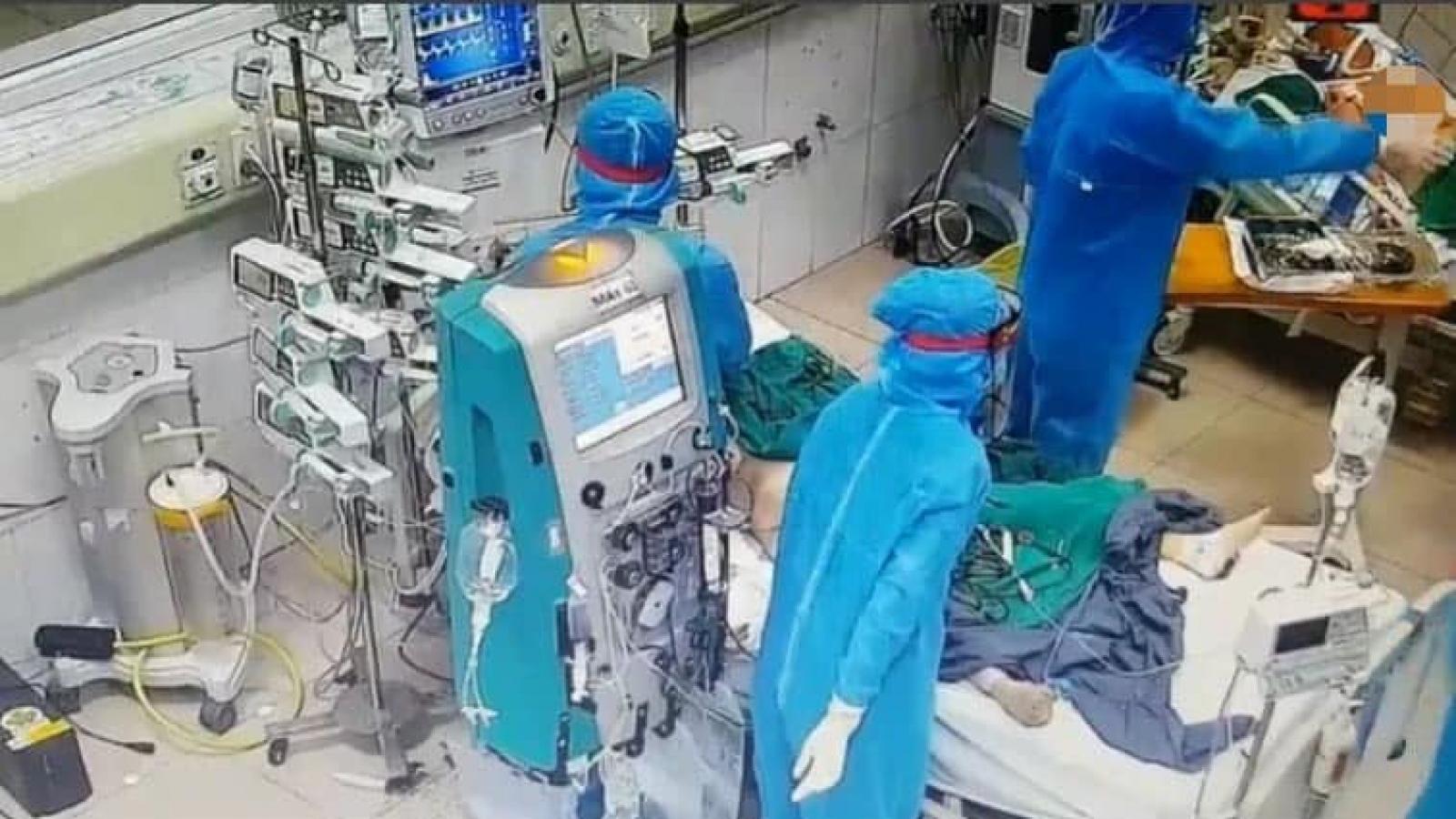 Nữ bệnh nhân 22 tuổi tử vong vì COVID-19 và u máu ác tính
