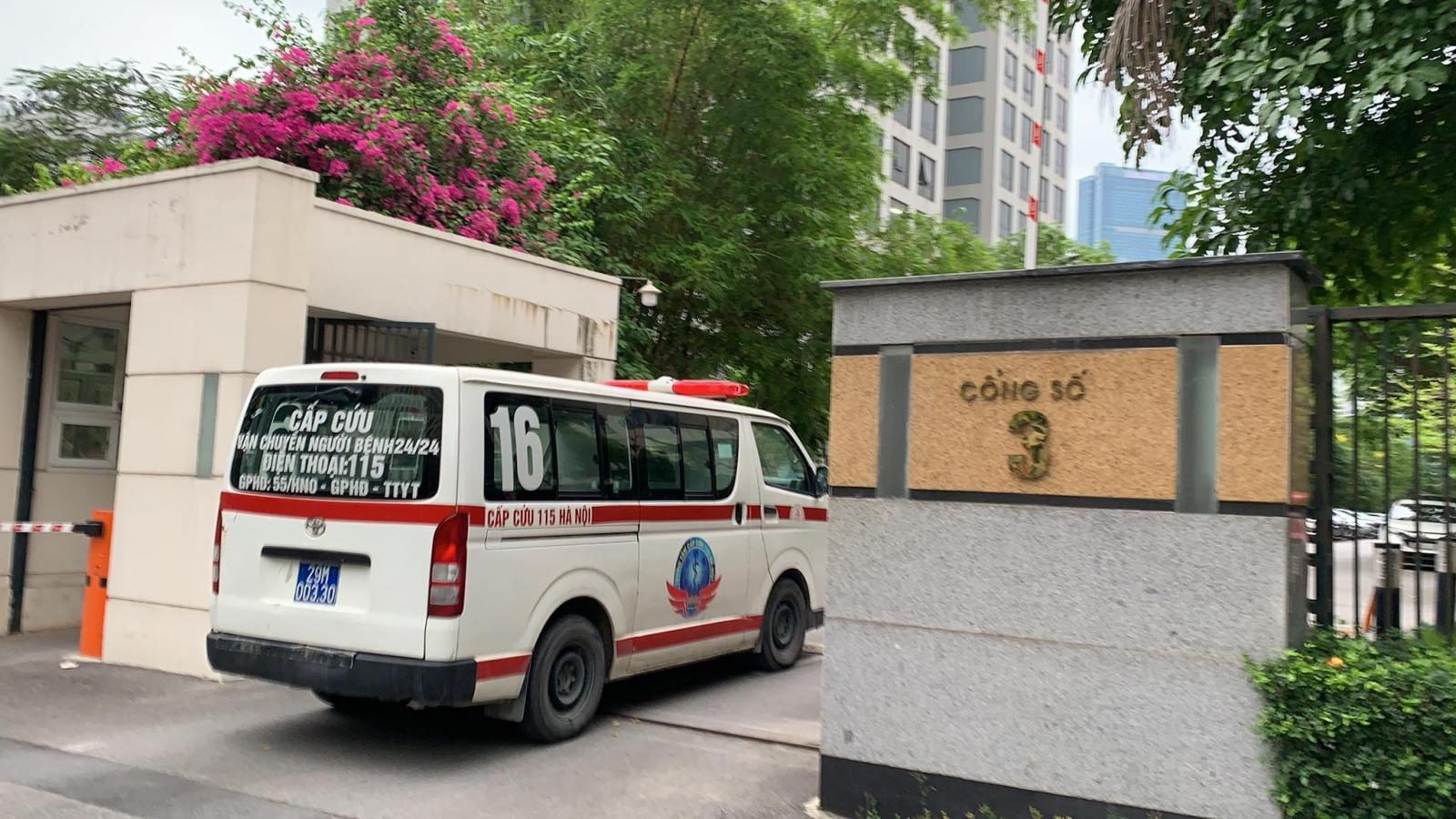 Phát hiện ca nghi mắc Covid-19, Bộ TN&MT yêu cầu nhân viên không ra khỏi cơ quan