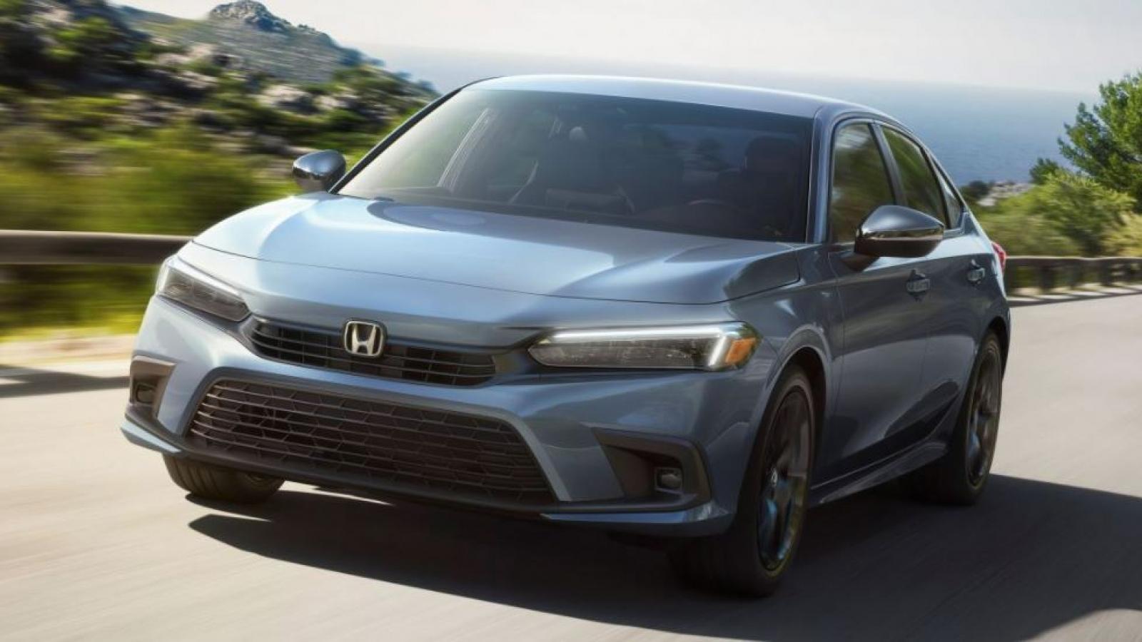 Honda đã bán hơn 4,54 triệu xe trong năm qua