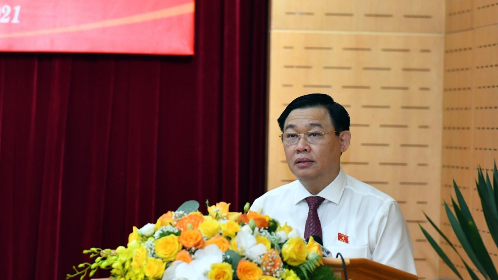 Toàn văn phát biểu của Chủ tịch Quốc hội tại Hội nghị bảo đảm an ninh cho Ngày bầu cử