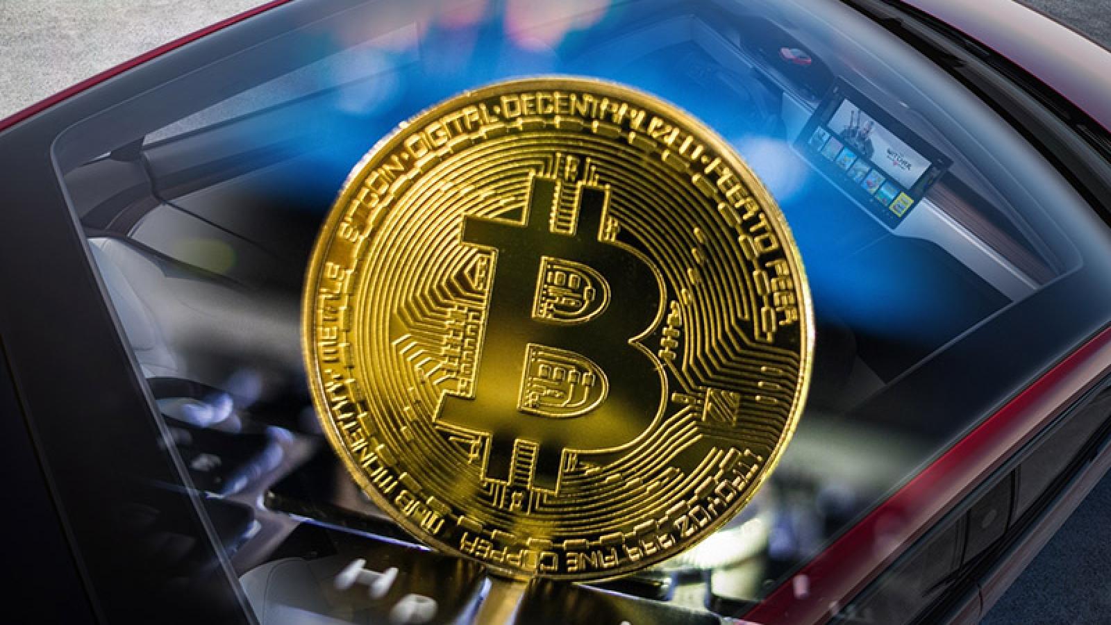 Giá trị Bitcoin giảm mạnh vì Tesla ngừng chấp nhận bán xe bằng Bitcoin