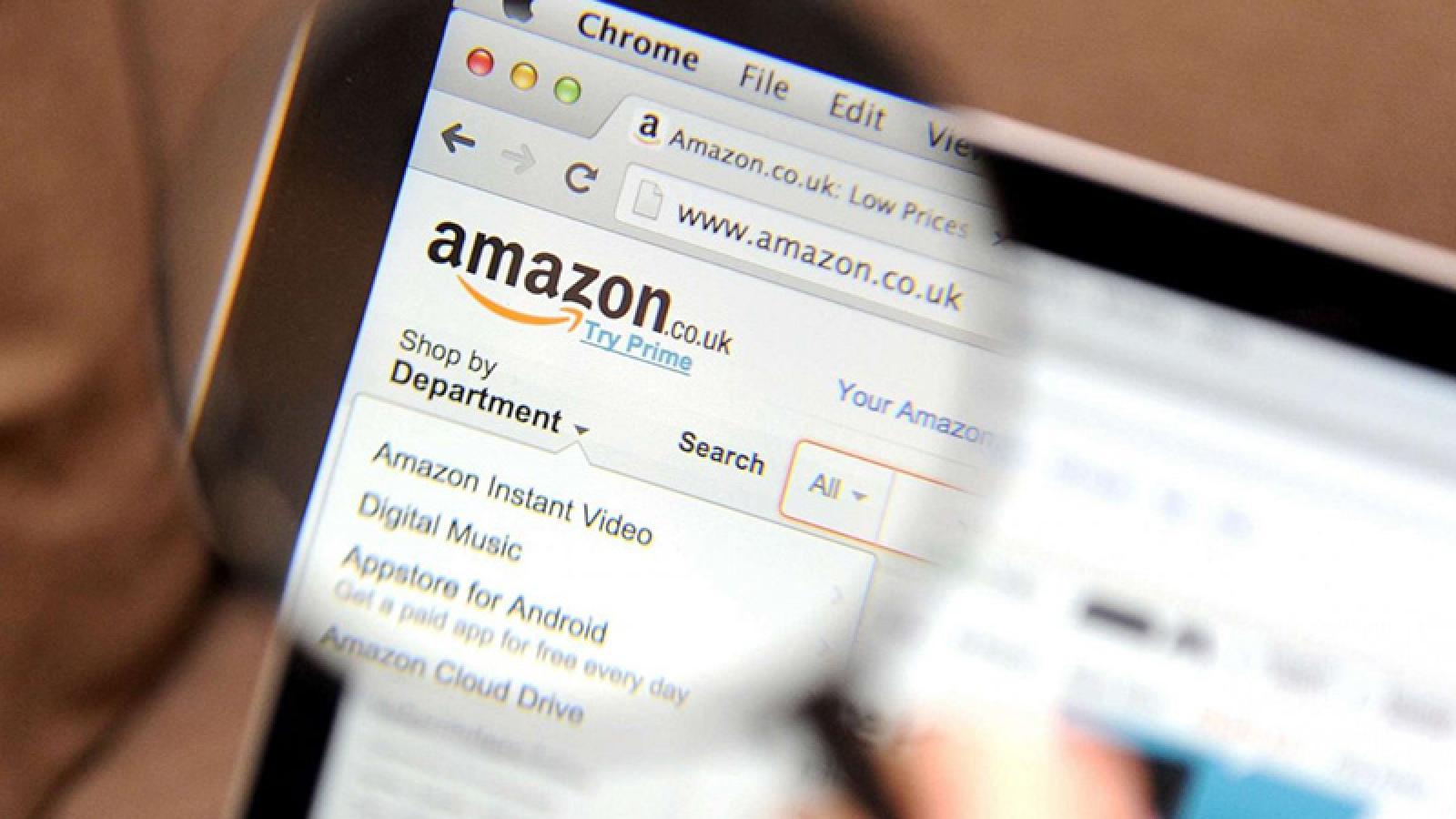 Amazon tiêu hủy 2 triệu sản phẩm nhái trong năm 2020