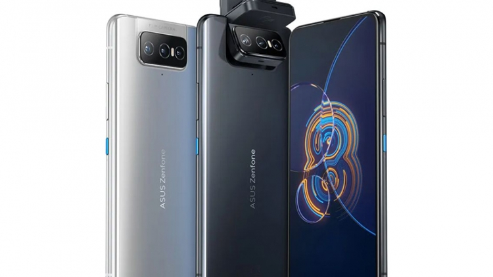 Asus tung bộ đôi ZenFone 8 cấu hình ngon, giá tốt