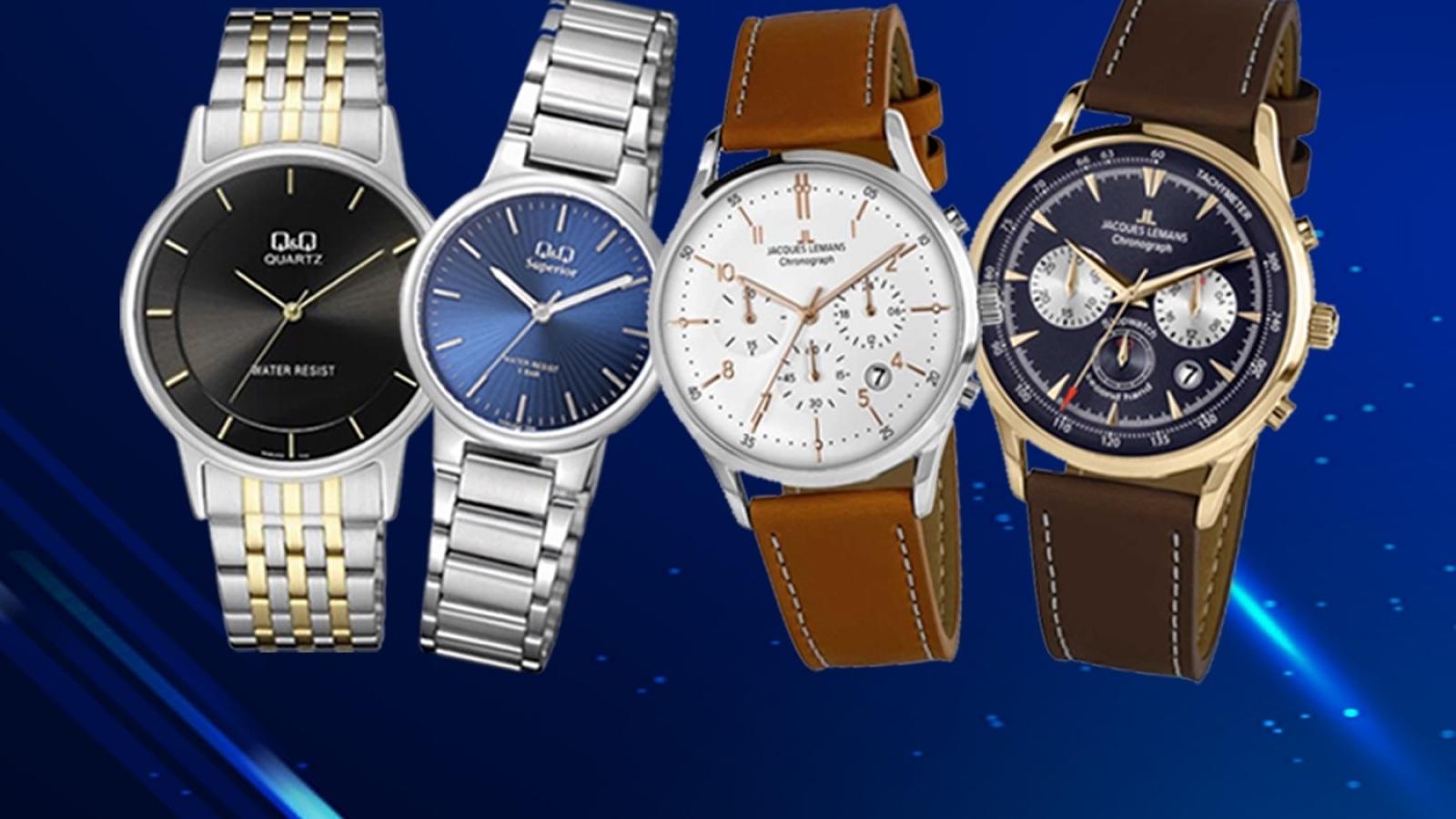 Cơn lốc siêu giảm giá mừng sinh nhật Đăng Quang Watch: giảm đến 40% cùng quà tặng hấp dẫn