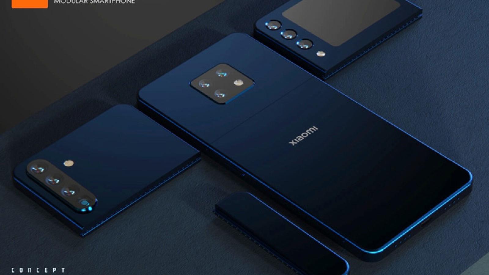 """Xiaomi tiếp tục nuôi ý tưởng về điện thoại """"trong mơ"""""""