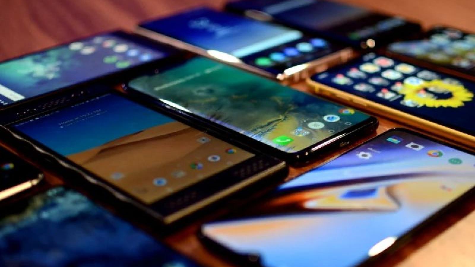 Thị trường smartphone lập kỷ lục doanh thu khi dịch bệnh dần kiểm soát