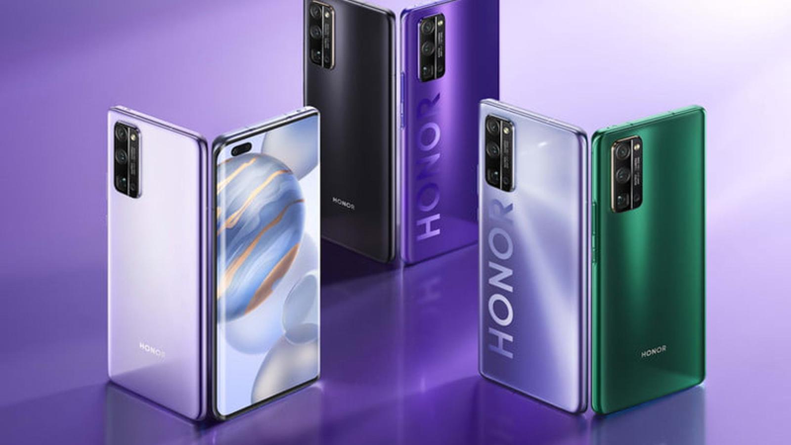 Honor sẵn sàng thay thế Huawei với loạt smartphone đáng chú ý
