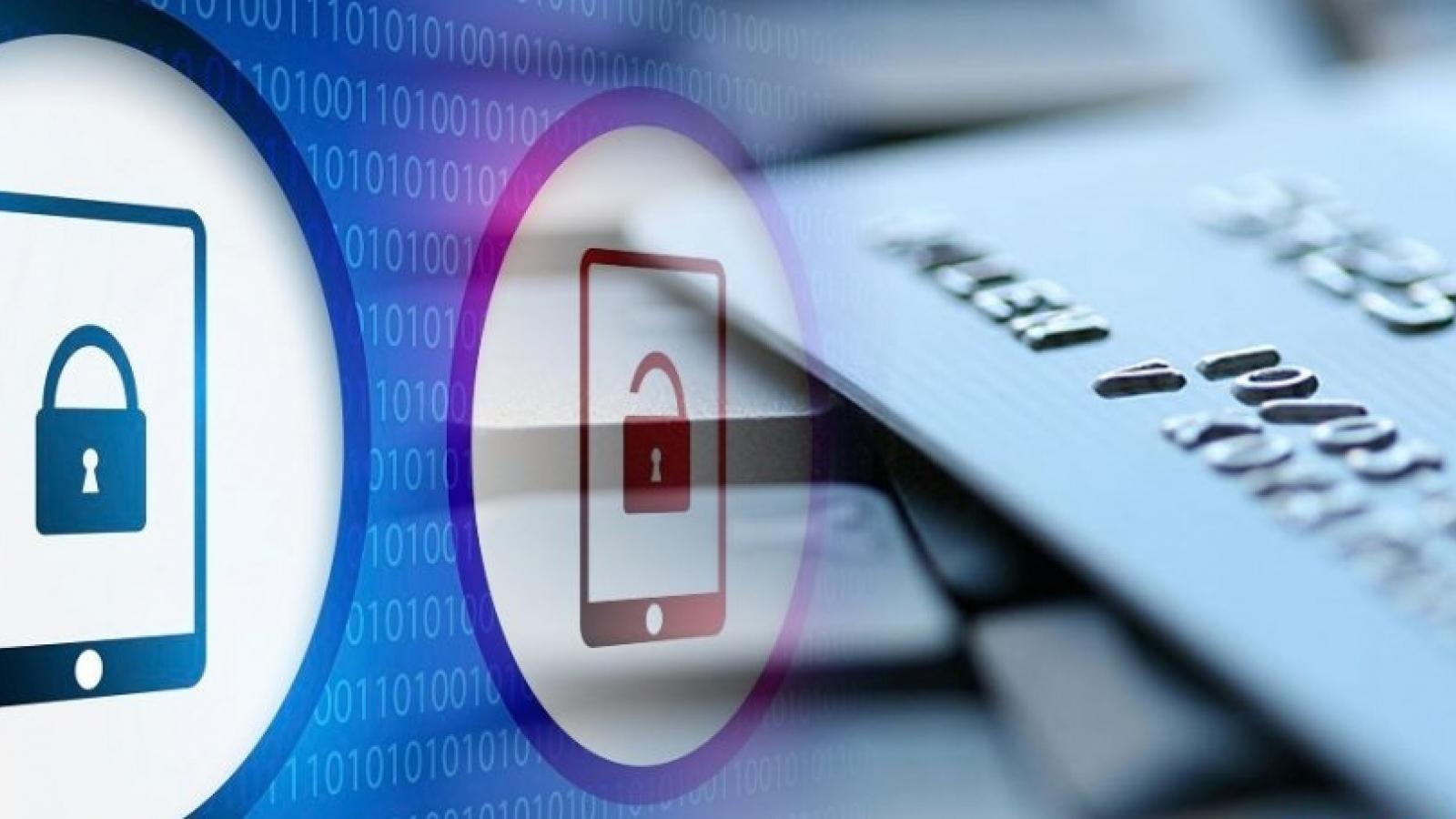 Cảnh báo ăn cắp thông tin tài chính của người tiêu dùng