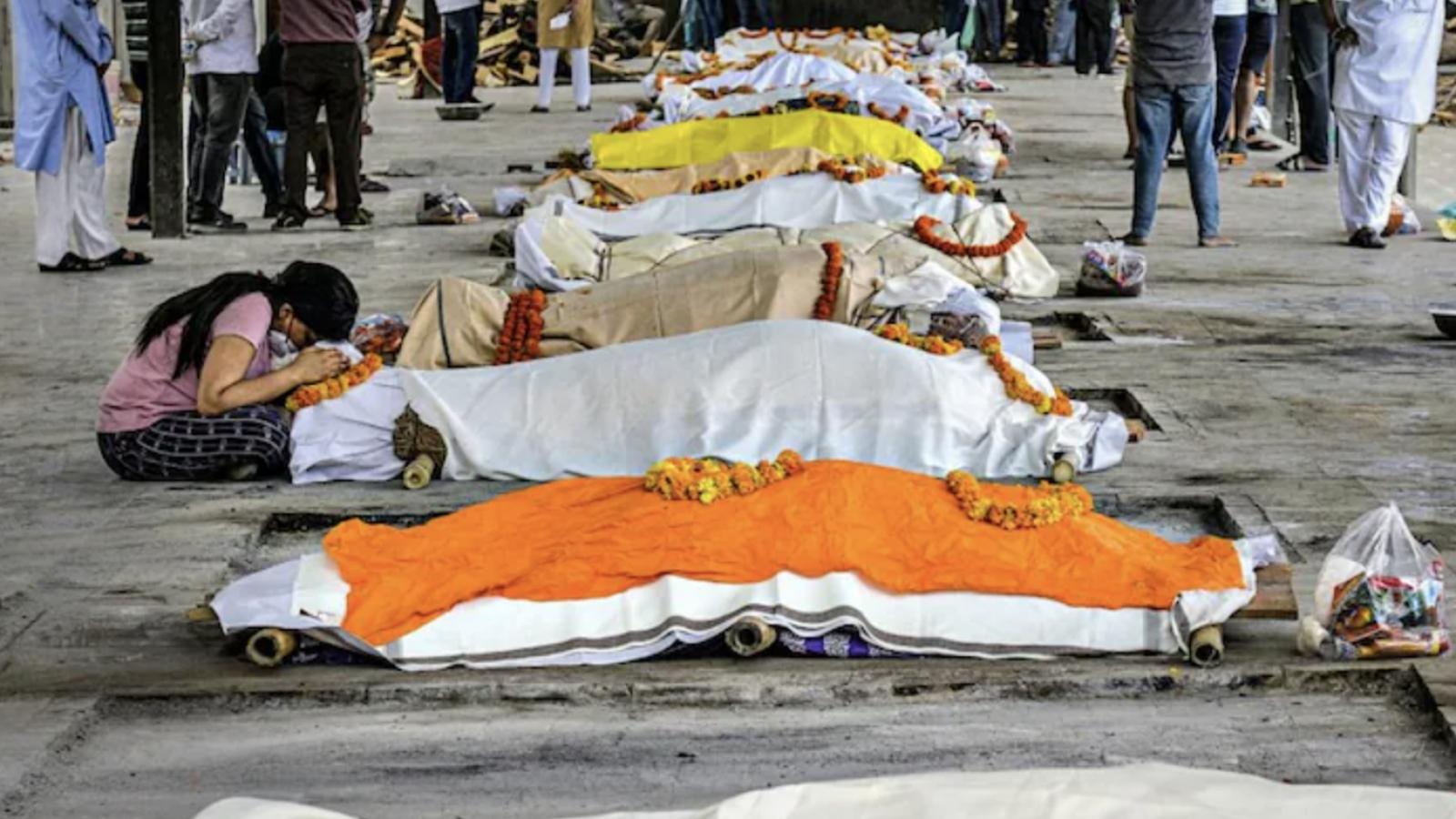 Ấn Độ có trên 4.000 người chết, 307.665 ca mắc Covid-19 trong 24 giờ qua