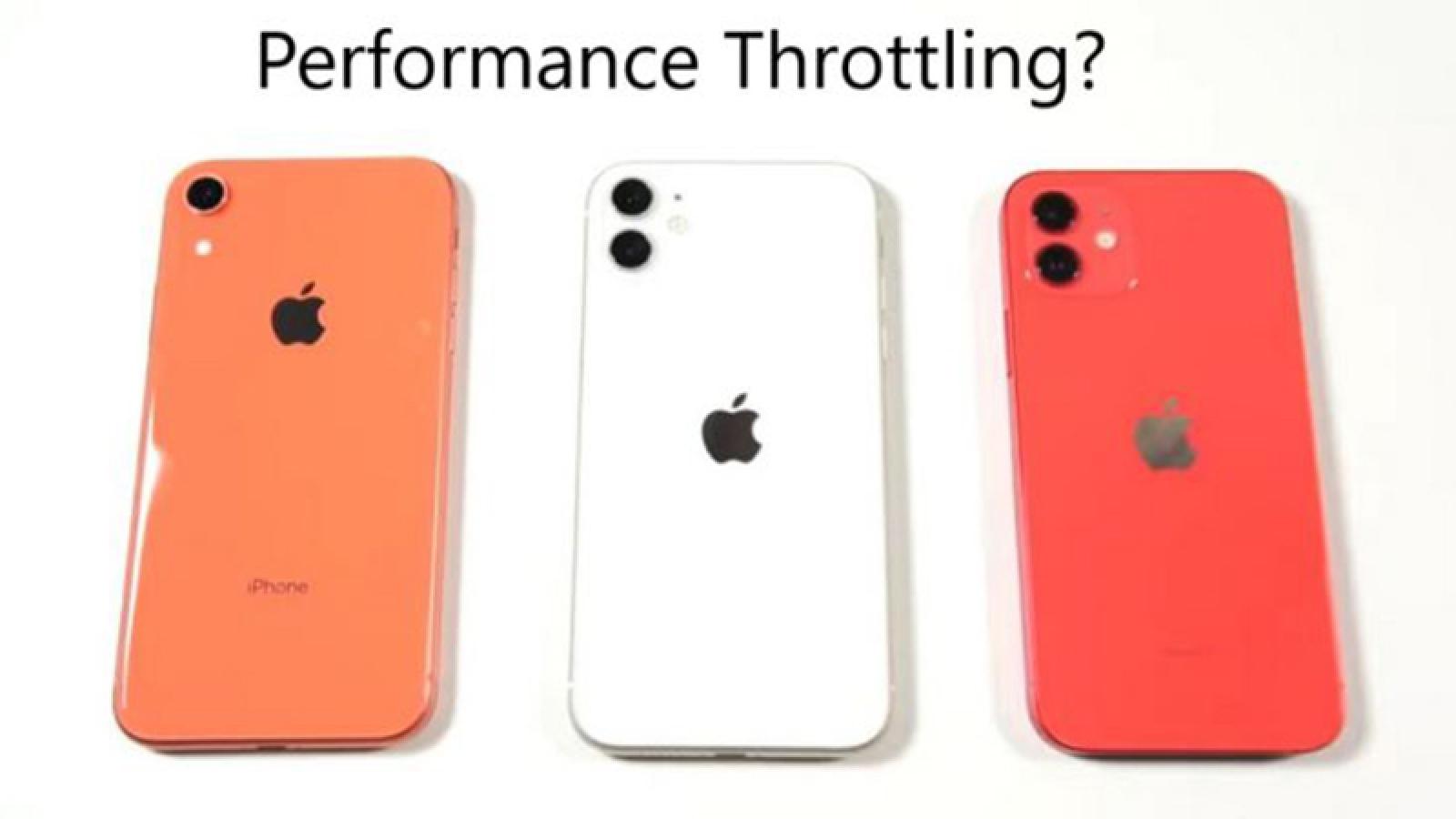 Cập nhật iOS 14.5.1, iPhone XR bỗng nhiên vượt mặt iPhone 11 và 12